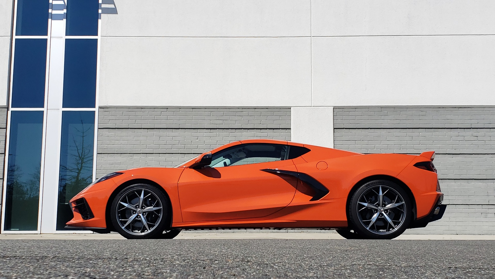 Used 2020 Chevrolet CORVETTE C8 STINGRAY 3LT COUPE / NAV / BOSE / CAMERA / LIKE NEW for sale Sold at Formula Imports in Charlotte NC 28227 6