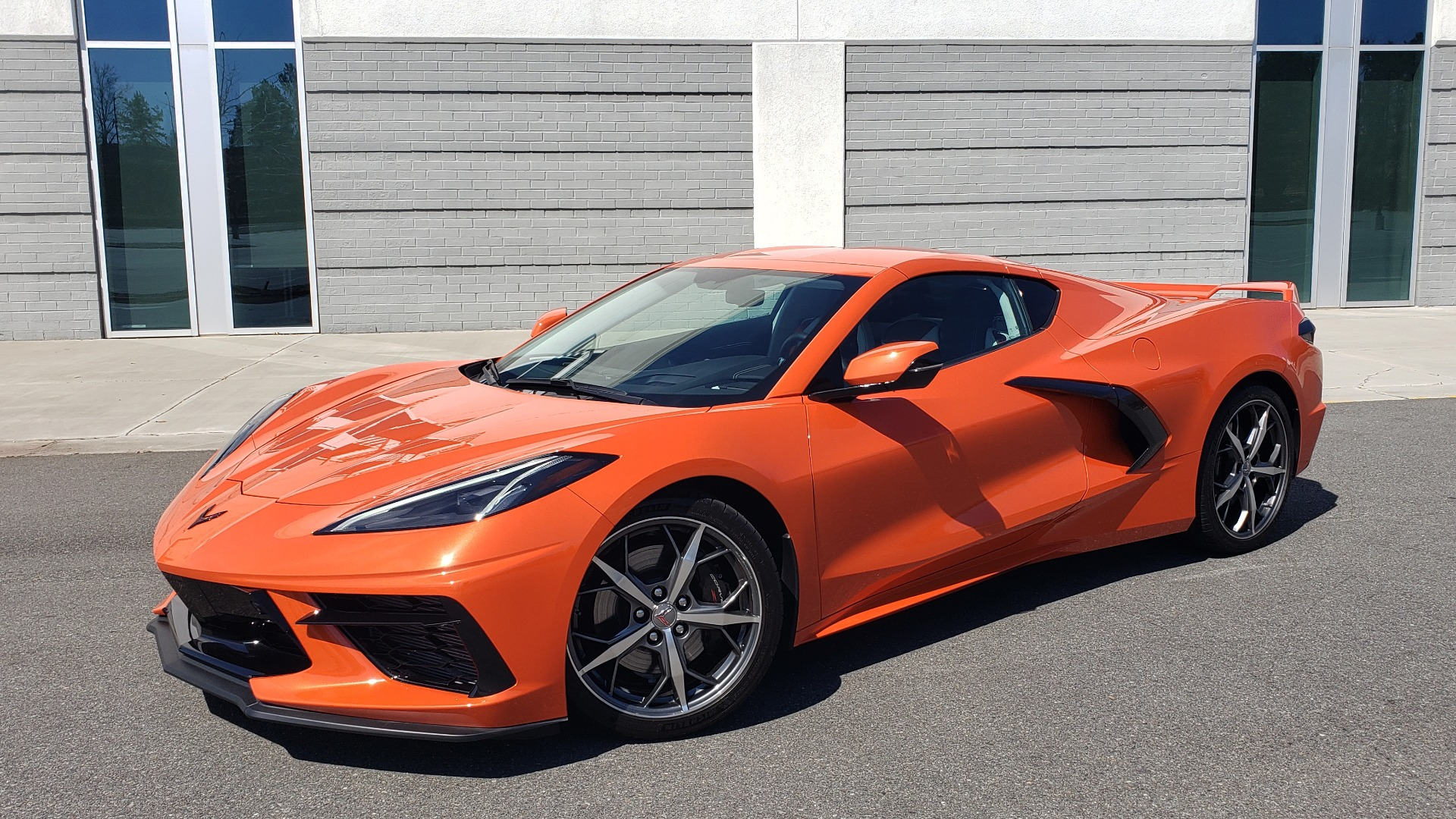 Used 2020 Chevrolet CORVETTE C8 STINGRAY 3LT COUPE / NAV / BOSE / CAMERA / LIKE NEW for sale Sold at Formula Imports in Charlotte NC 28227 64