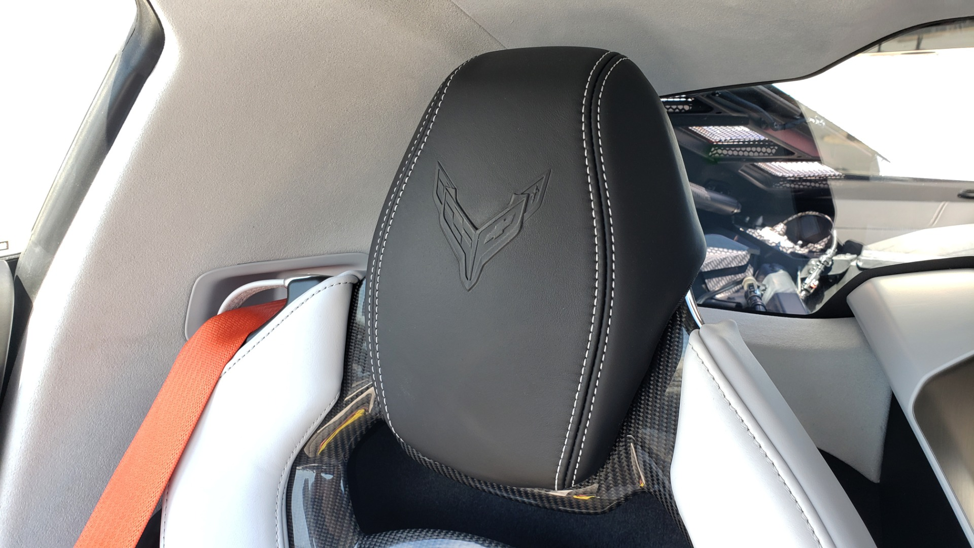 Used 2020 Chevrolet CORVETTE C8 STINGRAY 3LT COUPE / NAV / BOSE / CAMERA / LIKE NEW for sale Sold at Formula Imports in Charlotte NC 28227 66