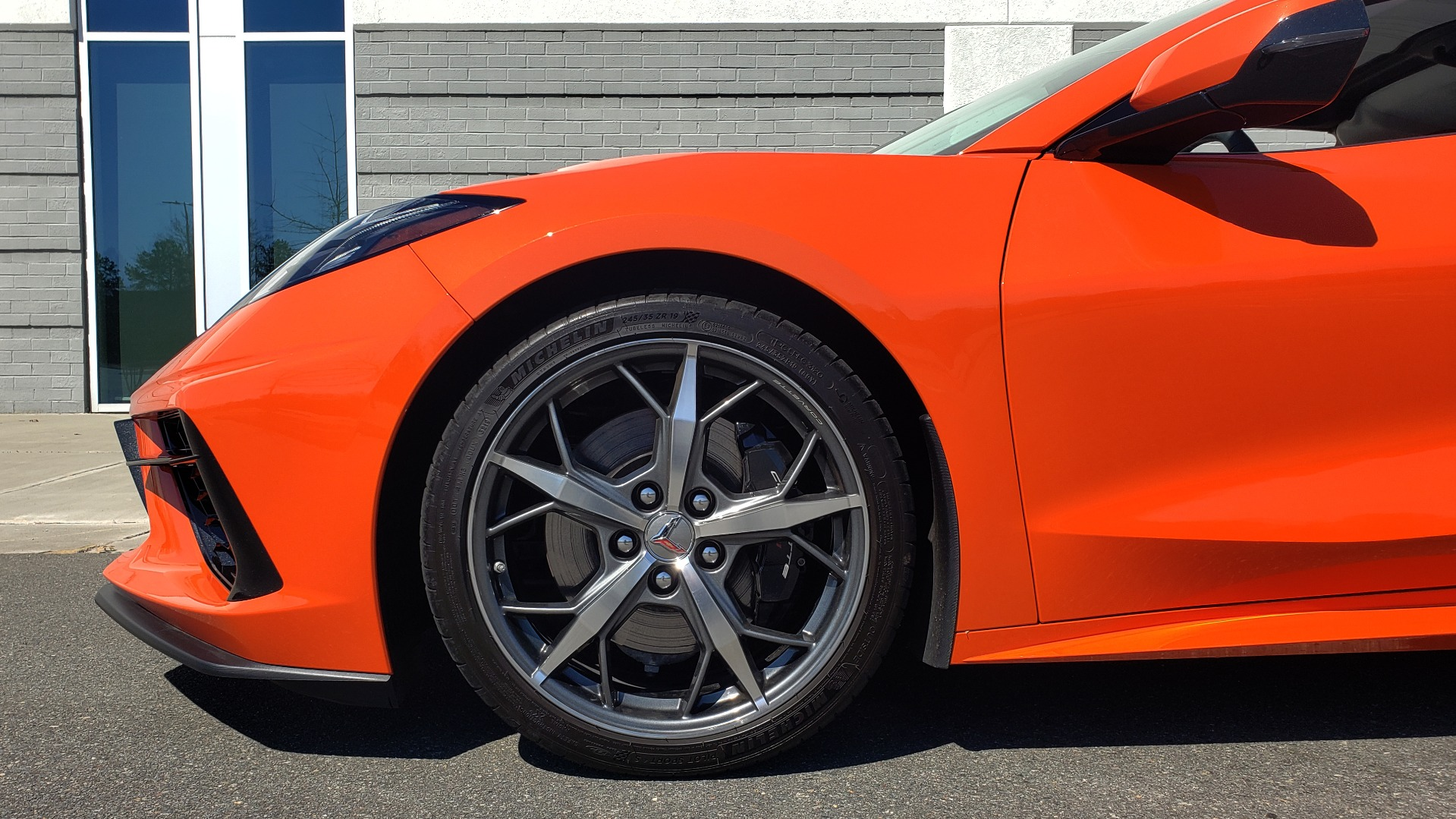 Used 2020 Chevrolet CORVETTE C8 STINGRAY 3LT COUPE / NAV / BOSE / CAMERA / LIKE NEW for sale Sold at Formula Imports in Charlotte NC 28227 70