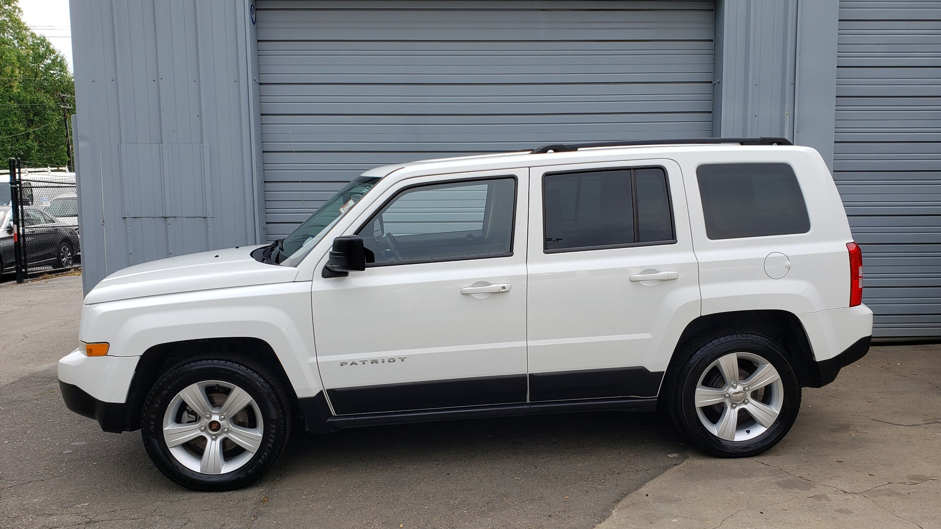 Used 2014 Jeep Patriot Latitude for sale Sold at Formula Imports in Charlotte NC 28227 2