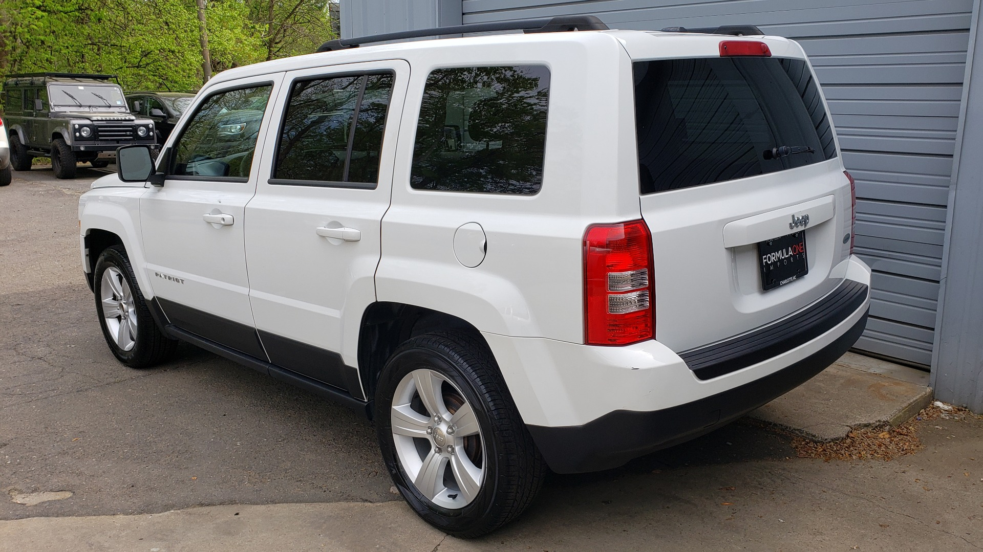 Used 2014 Jeep Patriot Latitude for sale Sold at Formula Imports in Charlotte NC 28227 3