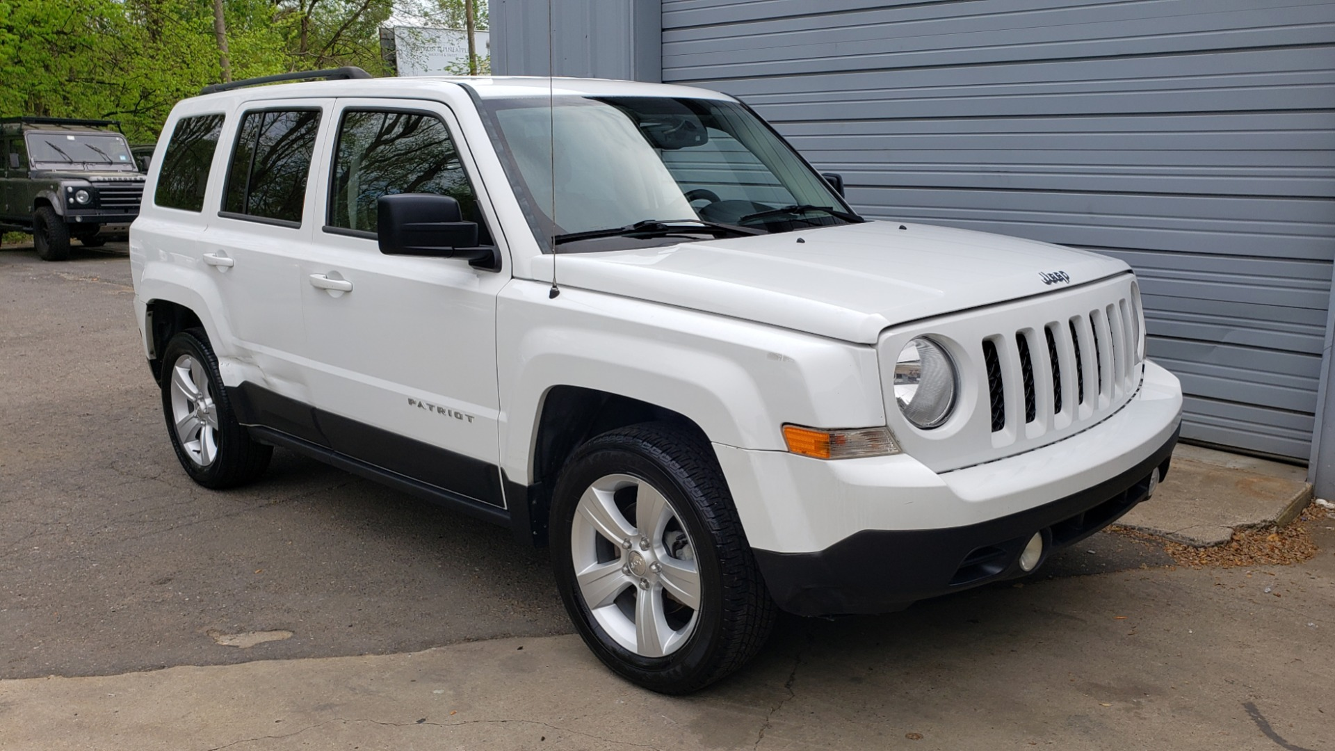 Used 2014 Jeep Patriot Latitude for sale Sold at Formula Imports in Charlotte NC 28227 4