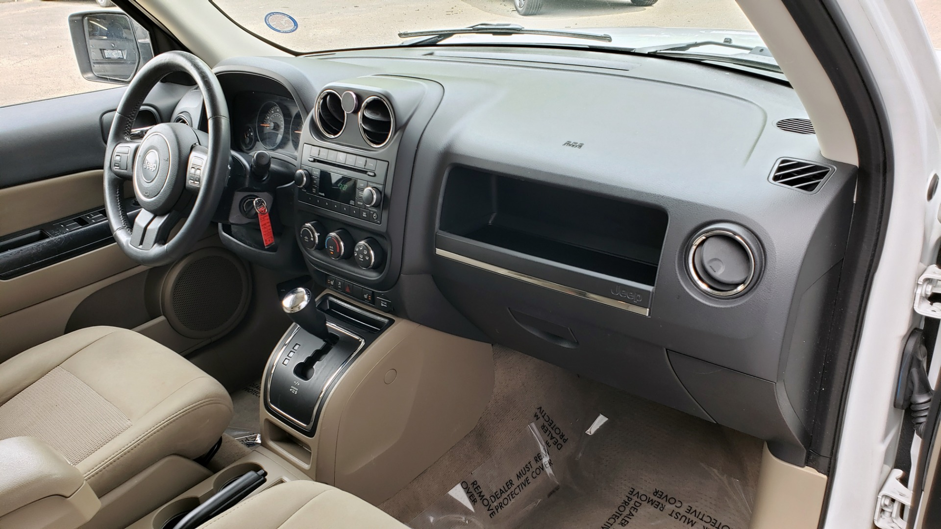 Used 2014 Jeep Patriot Latitude for sale Sold at Formula Imports in Charlotte NC 28227 43