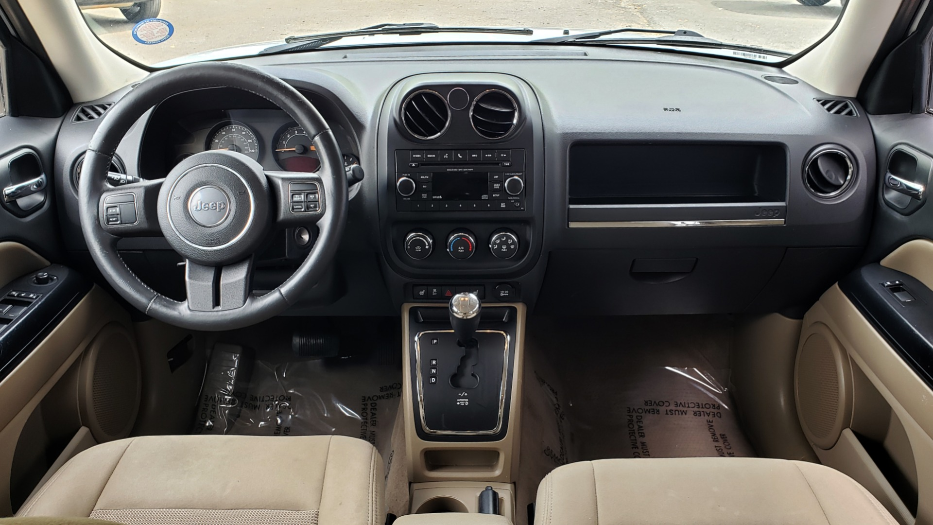 Used 2014 Jeep Patriot Latitude for sale Sold at Formula Imports in Charlotte NC 28227 48