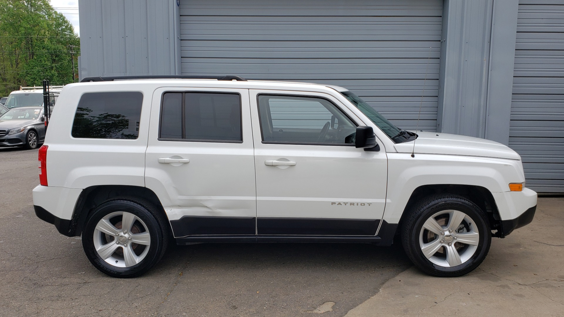 Used 2014 Jeep Patriot Latitude for sale Sold at Formula Imports in Charlotte NC 28227 5