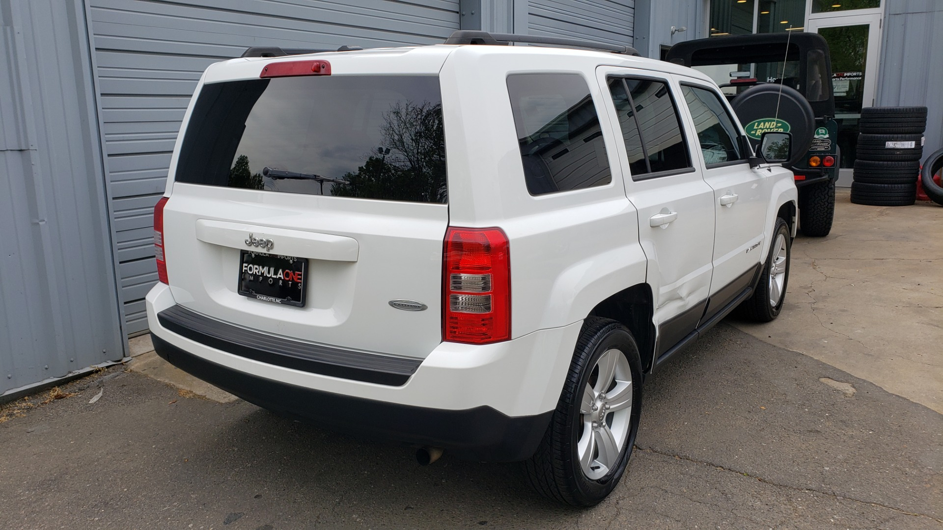 Used 2014 Jeep Patriot Latitude for sale Sold at Formula Imports in Charlotte NC 28227 6