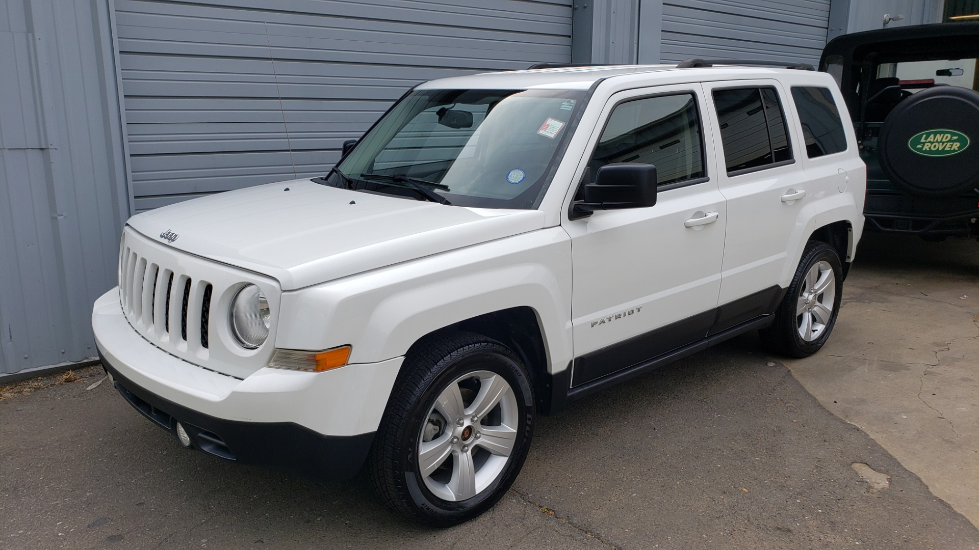 Used 2014 Jeep Patriot Latitude for sale Sold at Formula Imports in Charlotte NC 28227 1