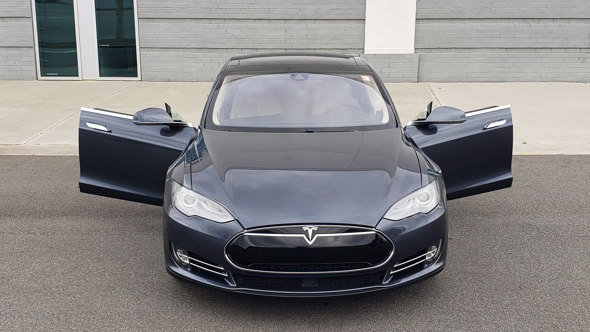 Used 2014 Tesla MODEL S 60 kWh BATTERY / TECH / NAV / SUBZERO / SUNROOF / REARVIEW for sale Sold at Formula Imports in Charlotte NC 28227 19
