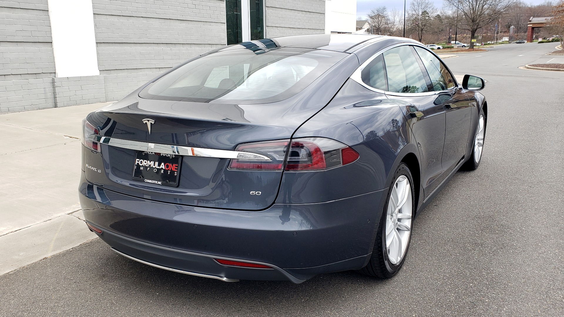 Used 2014 Tesla MODEL S 60 kWh BATTERY / TECH / NAV / SUBZERO / SUNROOF / REARVIEW for sale Sold at Formula Imports in Charlotte NC 28227 2