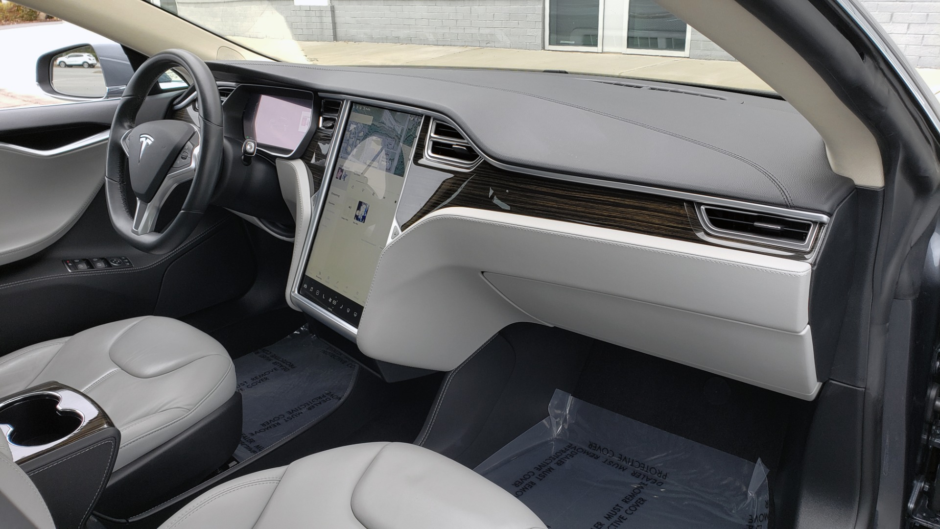 Used 2014 Tesla MODEL S 60 kWh BATTERY / TECH / NAV / SUBZERO / SUNROOF / REARVIEW for sale Sold at Formula Imports in Charlotte NC 28227 57