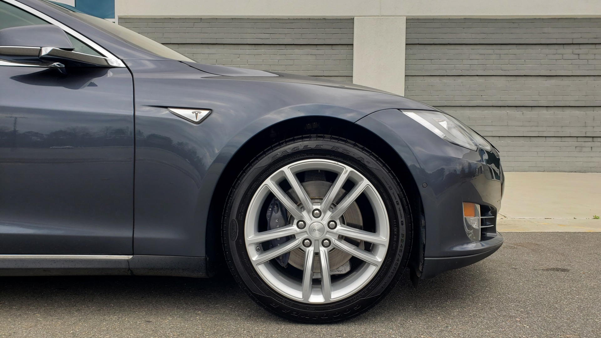 Used 2014 Tesla MODEL S 60 kWh BATTERY / TECH / NAV / SUBZERO / SUNROOF / REARVIEW for sale Sold at Formula Imports in Charlotte NC 28227 67