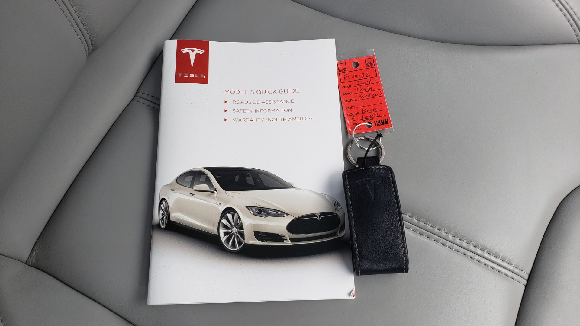 Used 2014 Tesla MODEL S 60 kWh BATTERY / TECH / NAV / SUBZERO / SUNROOF / REARVIEW for sale Sold at Formula Imports in Charlotte NC 28227 75