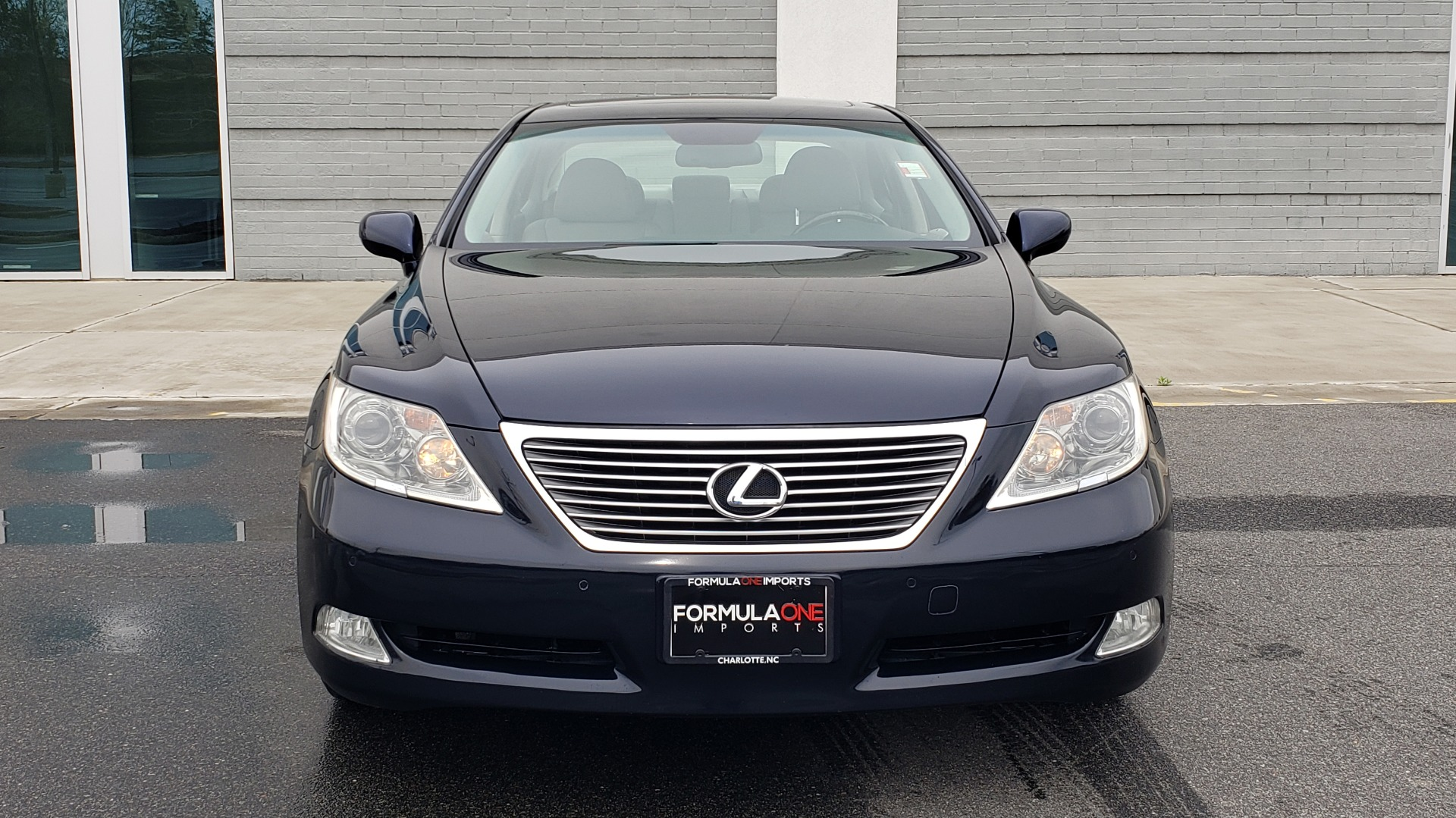Used 2008 Lexus LS 460 LWB LUXURY SEDAN / MARK LEVINSON / INT PARK ASST / REARVIEW for sale Sold at Formula Imports in Charlotte NC 28227 16