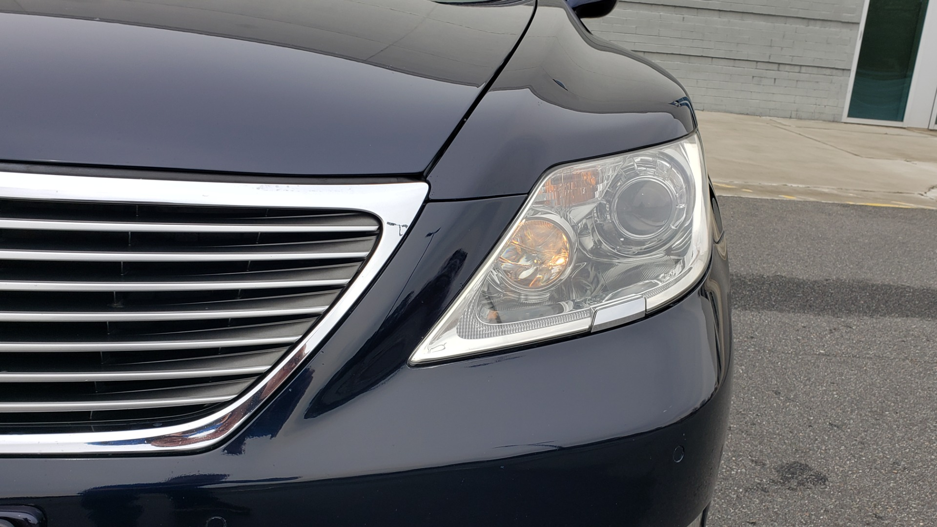 Used 2008 Lexus LS 460 LWB LUXURY SEDAN / MARK LEVINSON / INT PARK ASST / REARVIEW for sale Sold at Formula Imports in Charlotte NC 28227 18