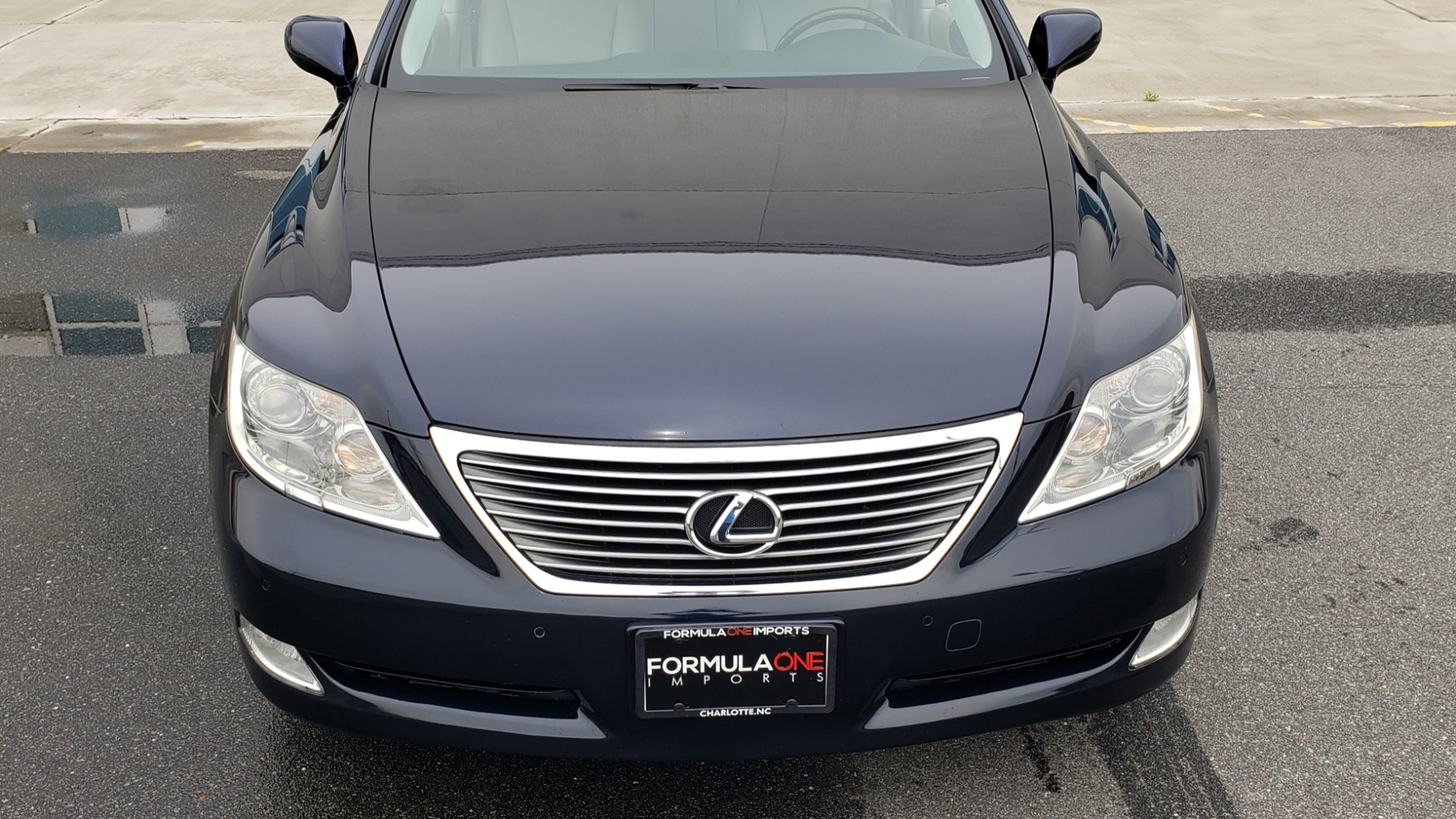 Used 2008 Lexus LS 460 LWB LUXURY SEDAN / MARK LEVINSON / INT PARK ASST / REARVIEW for sale Sold at Formula Imports in Charlotte NC 28227 19