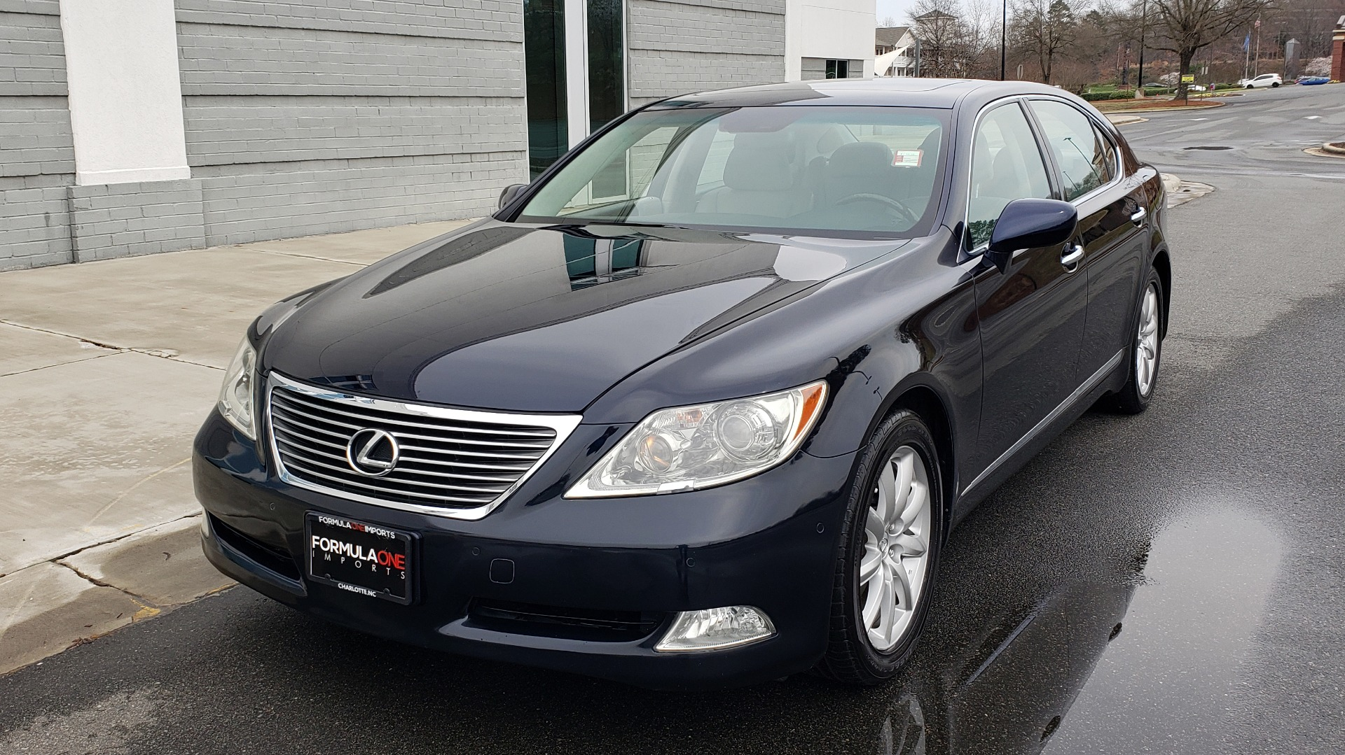 Used 2008 Lexus LS 460 LWB LUXURY SEDAN / MARK LEVINSON / INT PARK ASST / REARVIEW for sale Sold at Formula Imports in Charlotte NC 28227 2
