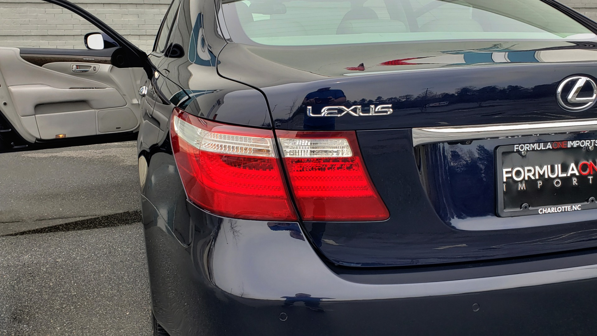Used 2008 Lexus LS 460 LWB LUXURY SEDAN / MARK LEVINSON / INT PARK ASST / REARVIEW for sale Sold at Formula Imports in Charlotte NC 28227 23
