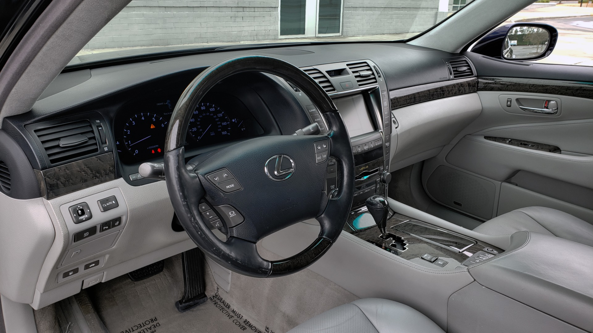 Used 2008 Lexus LS 460 LWB LUXURY SEDAN / MARK LEVINSON / INT PARK ASST / REARVIEW for sale Sold at Formula Imports in Charlotte NC 28227 34