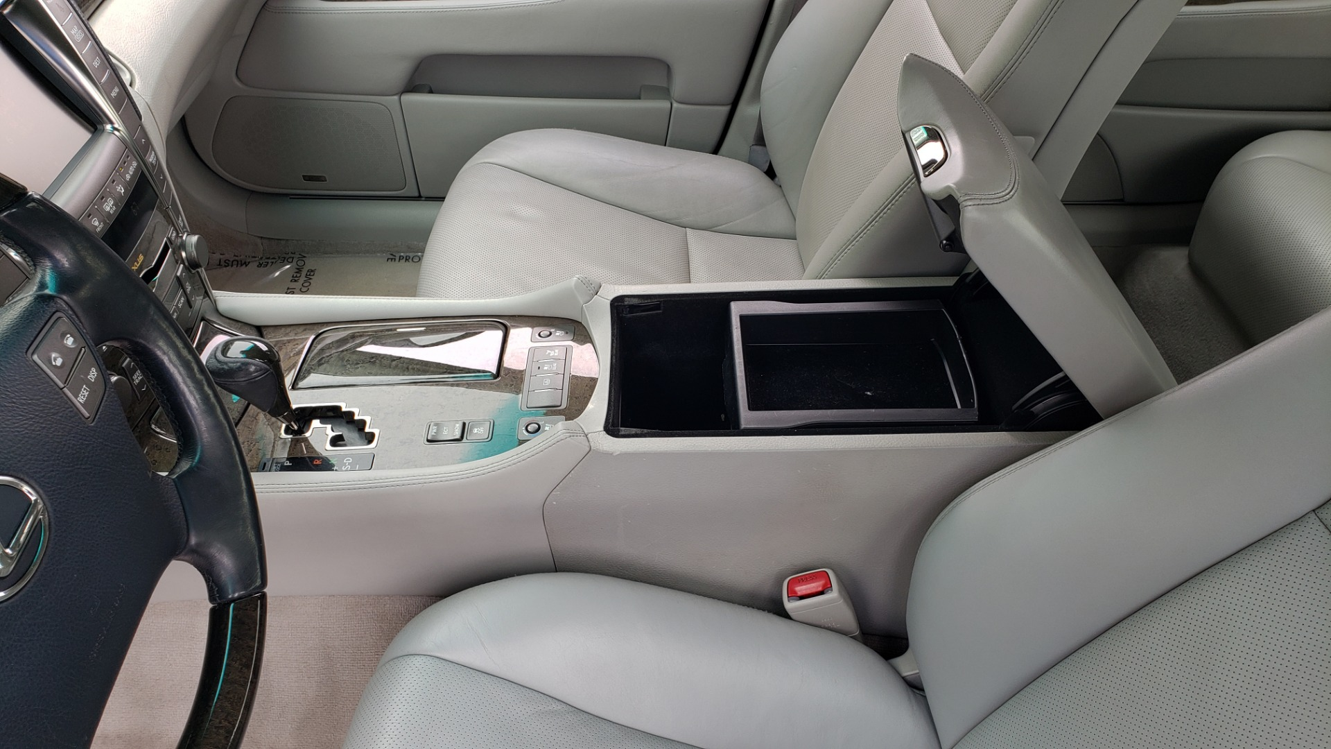 Used 2008 Lexus LS 460 LWB LUXURY SEDAN / MARK LEVINSON / INT PARK ASST / REARVIEW for sale Sold at Formula Imports in Charlotte NC 28227 55