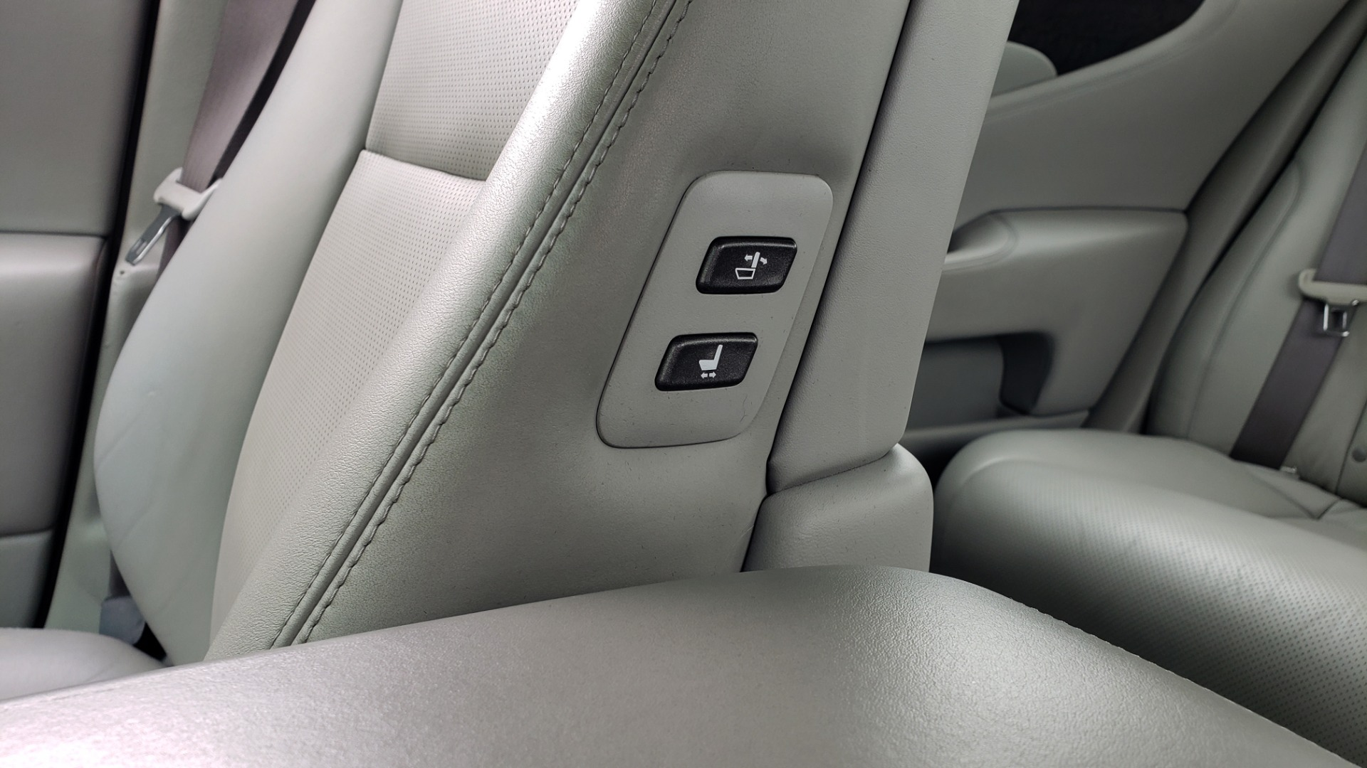 Used 2008 Lexus LS 460 LWB LUXURY SEDAN / MARK LEVINSON / INT PARK ASST / REARVIEW for sale Sold at Formula Imports in Charlotte NC 28227 56