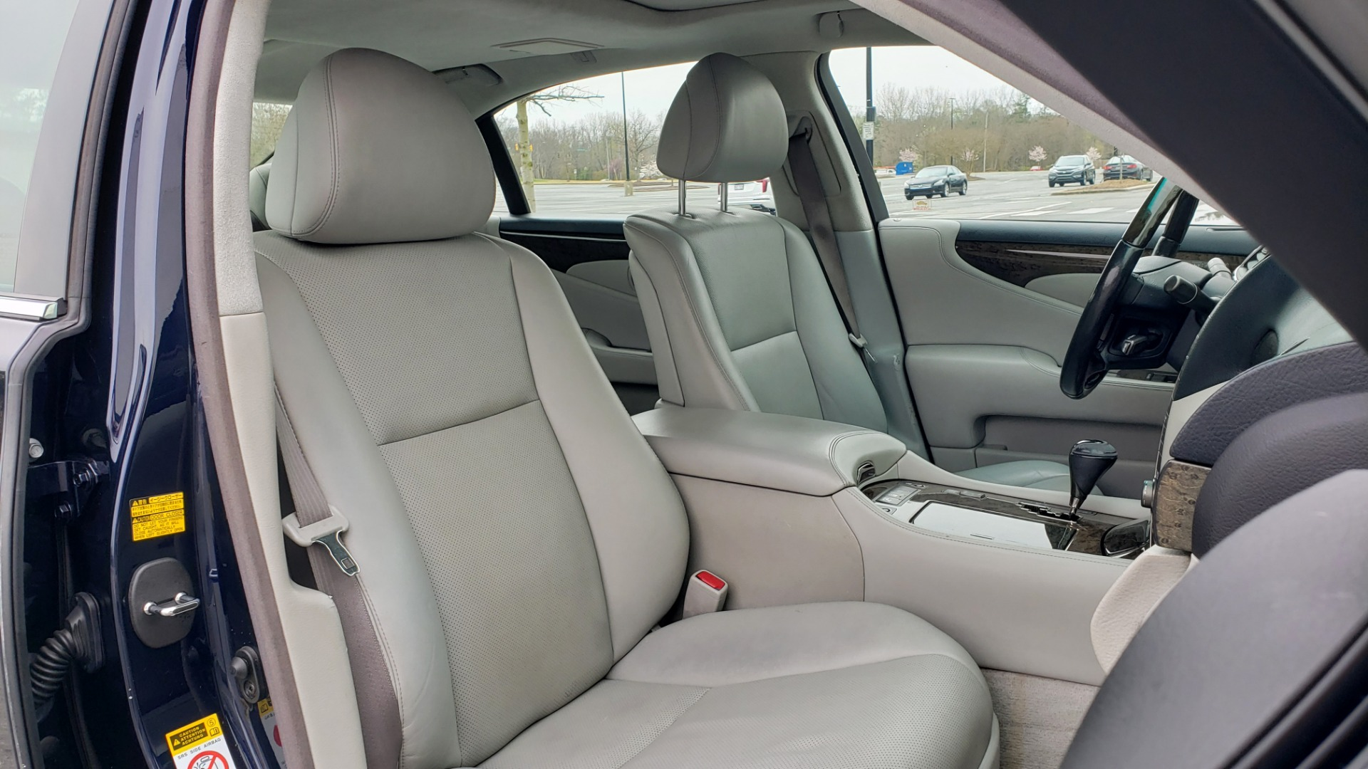 Used 2008 Lexus LS 460 LWB LUXURY SEDAN / MARK LEVINSON / INT PARK ASST / REARVIEW for sale Sold at Formula Imports in Charlotte NC 28227 65