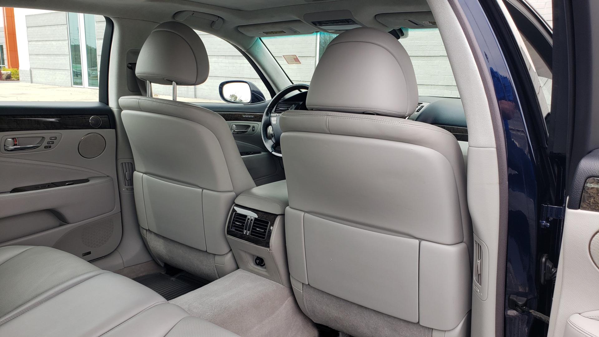 Used 2008 Lexus LS 460 LWB LUXURY SEDAN / MARK LEVINSON / INT PARK ASST / REARVIEW for sale Sold at Formula Imports in Charlotte NC 28227 74