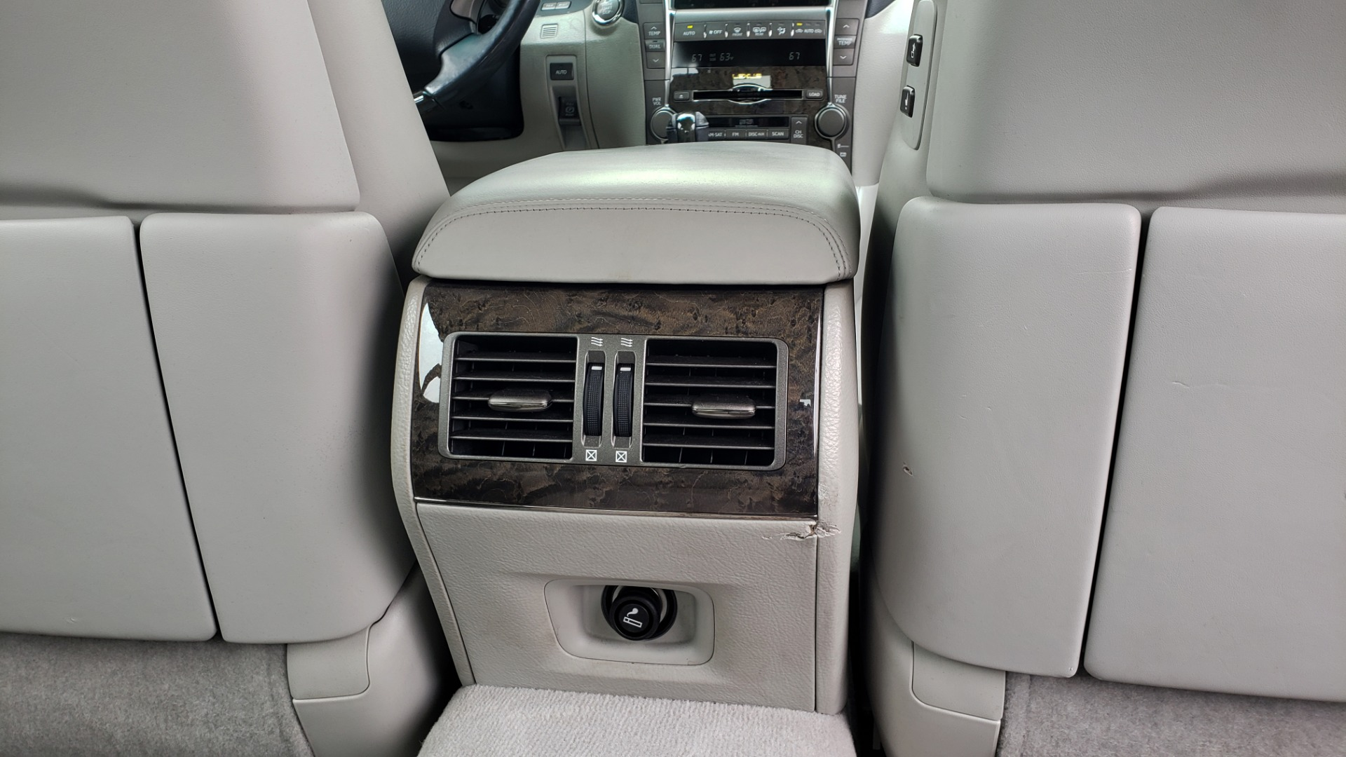 Used 2008 Lexus LS 460 LWB LUXURY SEDAN / MARK LEVINSON / INT PARK ASST / REARVIEW for sale Sold at Formula Imports in Charlotte NC 28227 76