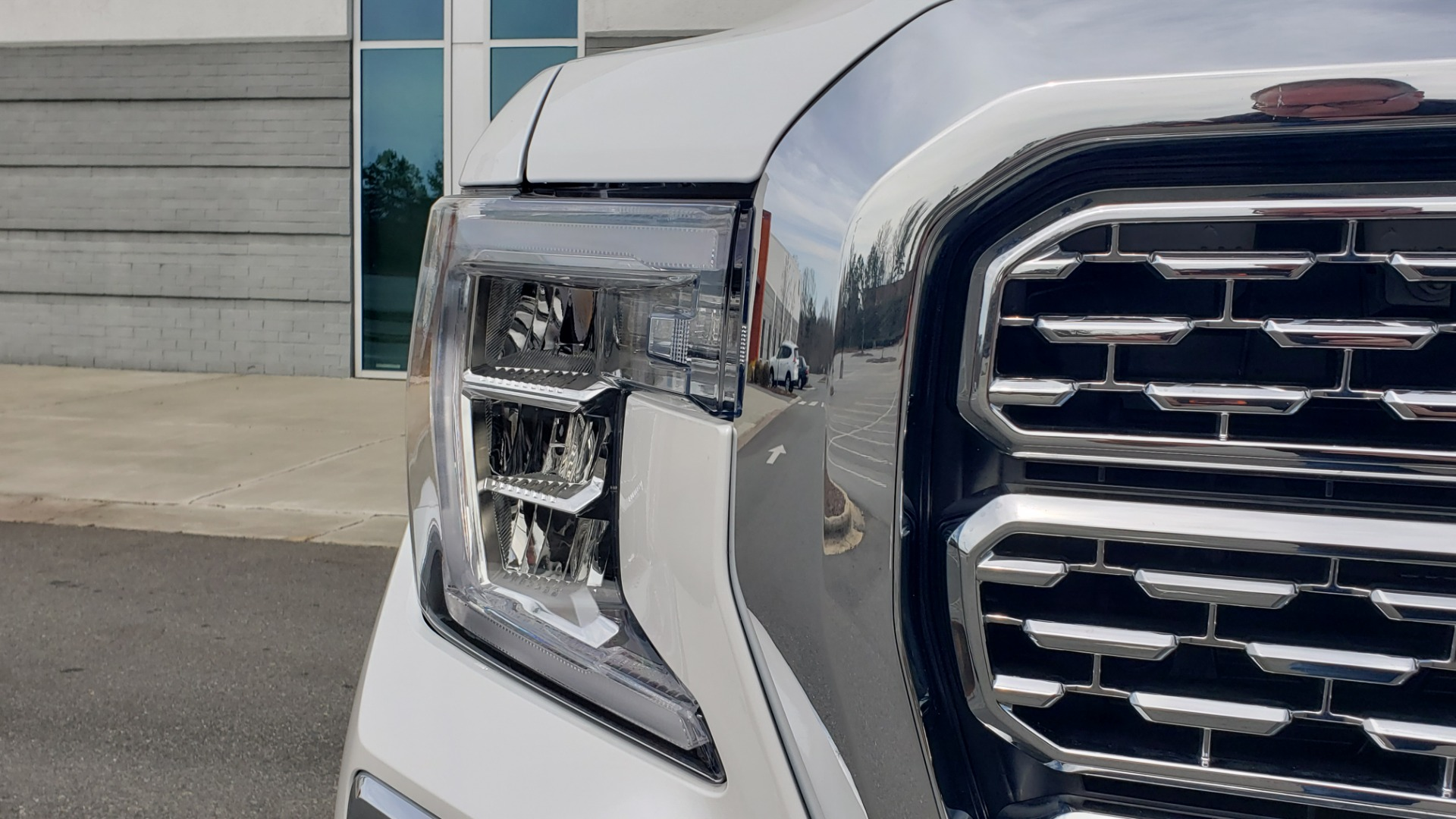 Used 2020 GMC SIERRA 1500 DENALI 4X4 CREWCAB 6.2L V8 / TECH / NAV / SUNROOF / DRVR ALERT II for sale Sold at Formula Imports in Charlotte NC 28227 21