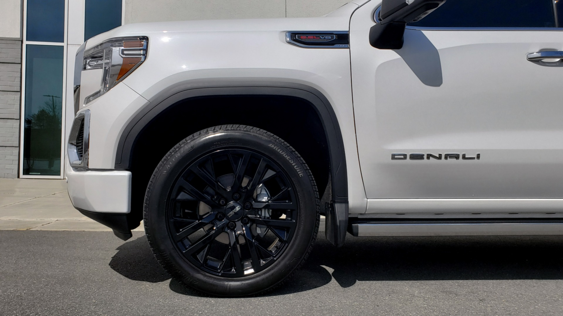 Used 2020 GMC SIERRA 1500 DENALI 4X4 CREWCAB 6.2L V8 / TECH / NAV / SUNROOF / DRVR ALERT II for sale Sold at Formula Imports in Charlotte NC 28227 91