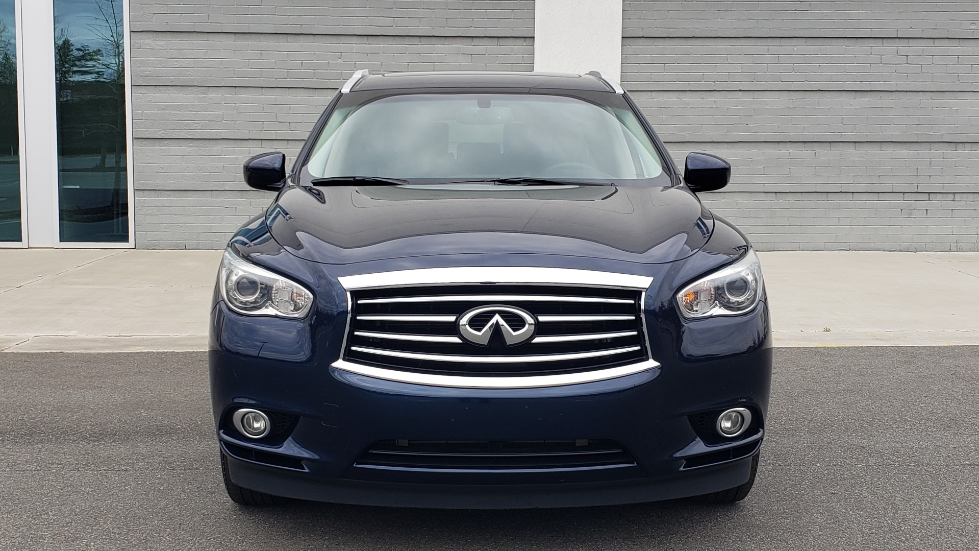 Used 2015 INFINITI QX60 3.5L SUV / CVT AUTO / 3-ROW / SUNROOF / REARVIEW for sale $23,995 at Formula Imports in Charlotte NC 28227 22