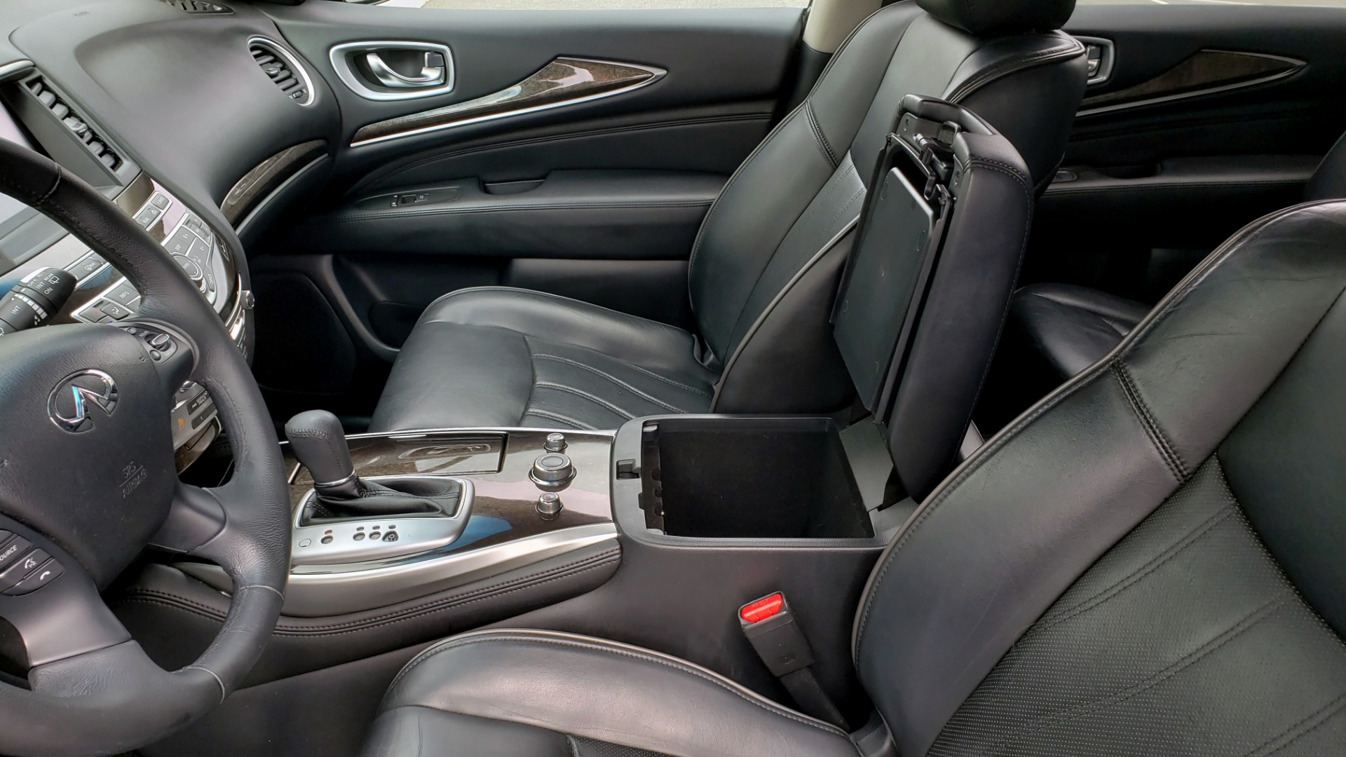 Used 2015 INFINITI QX60 3.5L SUV / CVT AUTO / 3-ROW / SUNROOF / REARVIEW for sale $23,995 at Formula Imports in Charlotte NC 28227 58
