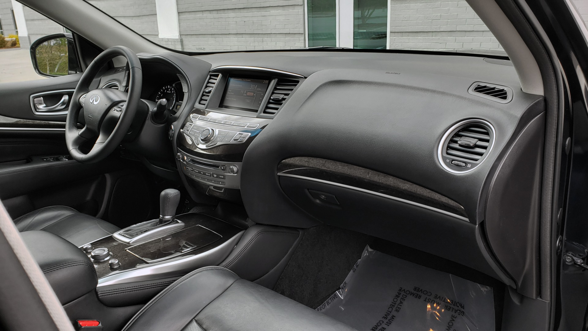 Used 2015 INFINITI QX60 3.5L SUV / CVT AUTO / 3-ROW / SUNROOF / REARVIEW for sale $23,995 at Formula Imports in Charlotte NC 28227 72