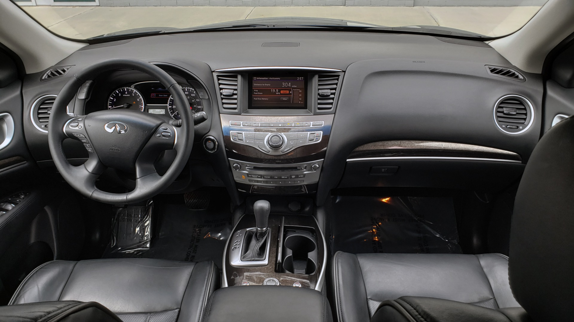 Used 2015 INFINITI QX60 3.5L SUV / CVT AUTO / 3-ROW / SUNROOF / REARVIEW for sale $23,995 at Formula Imports in Charlotte NC 28227 80