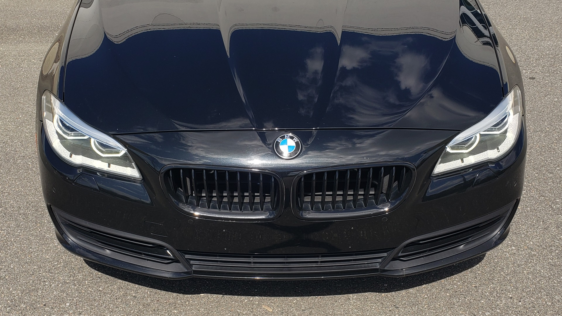 Used 2014 BMW 5 SERIES 535I PREMIUM / HUD / NAV / HTD STS / SUNROOF / REARVIEW for sale $18,995 at Formula Imports in Charlotte NC 28227 24