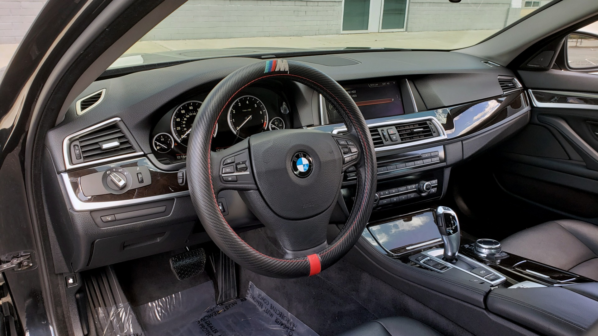 Used 2014 BMW 5 SERIES 535I PREMIUM / HUD / NAV / HTD STS / SUNROOF / REARVIEW for sale $18,995 at Formula Imports in Charlotte NC 28227 36
