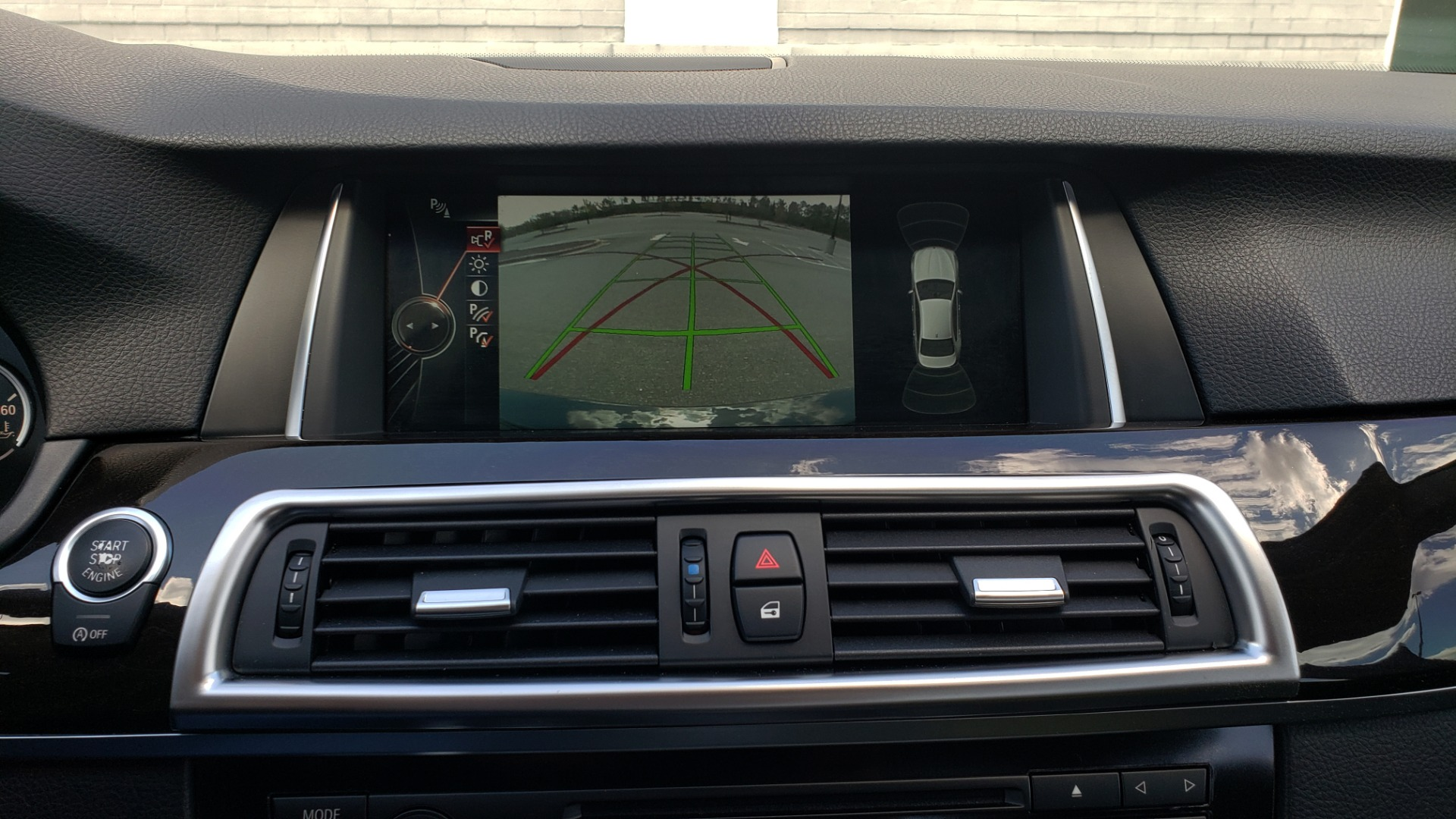 Used 2014 BMW 5 SERIES 535I PREMIUM / HUD / NAV / HTD STS / SUNROOF / REARVIEW for sale Sold at Formula Imports in Charlotte NC 28227 46