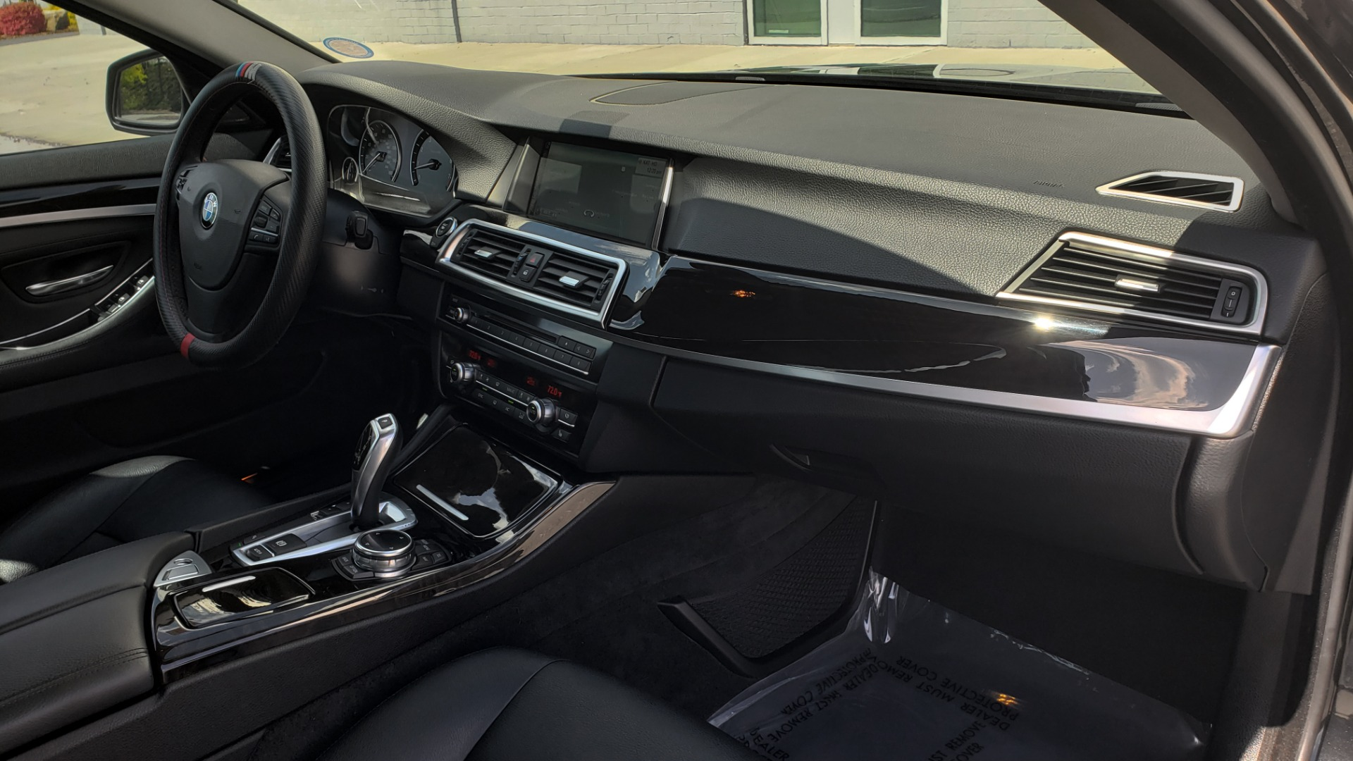 Used 2014 BMW 5 SERIES 535I PREMIUM / HUD / NAV / HTD STS / SUNROOF / REARVIEW for sale Sold at Formula Imports in Charlotte NC 28227 69