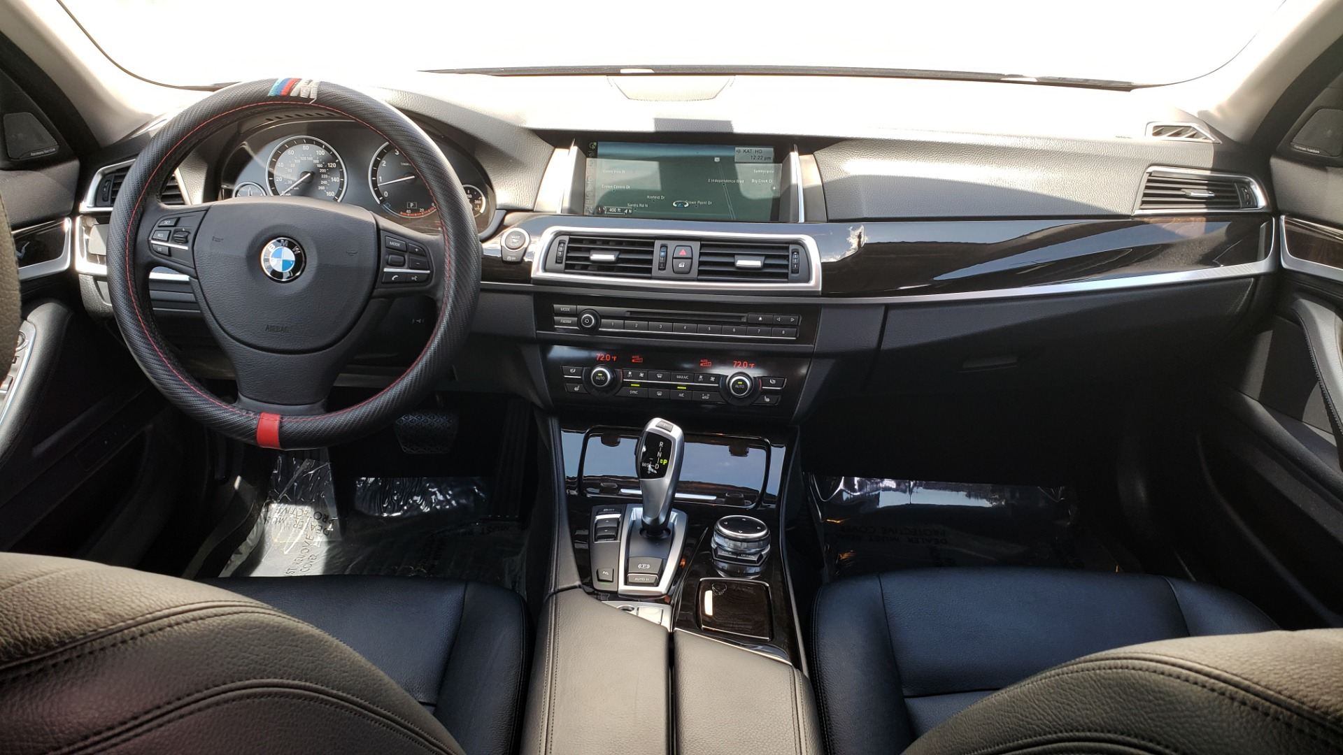 Used 2014 BMW 5 SERIES 535I PREMIUM / HUD / NAV / HTD STS / SUNROOF / REARVIEW for sale $18,995 at Formula Imports in Charlotte NC 28227 78