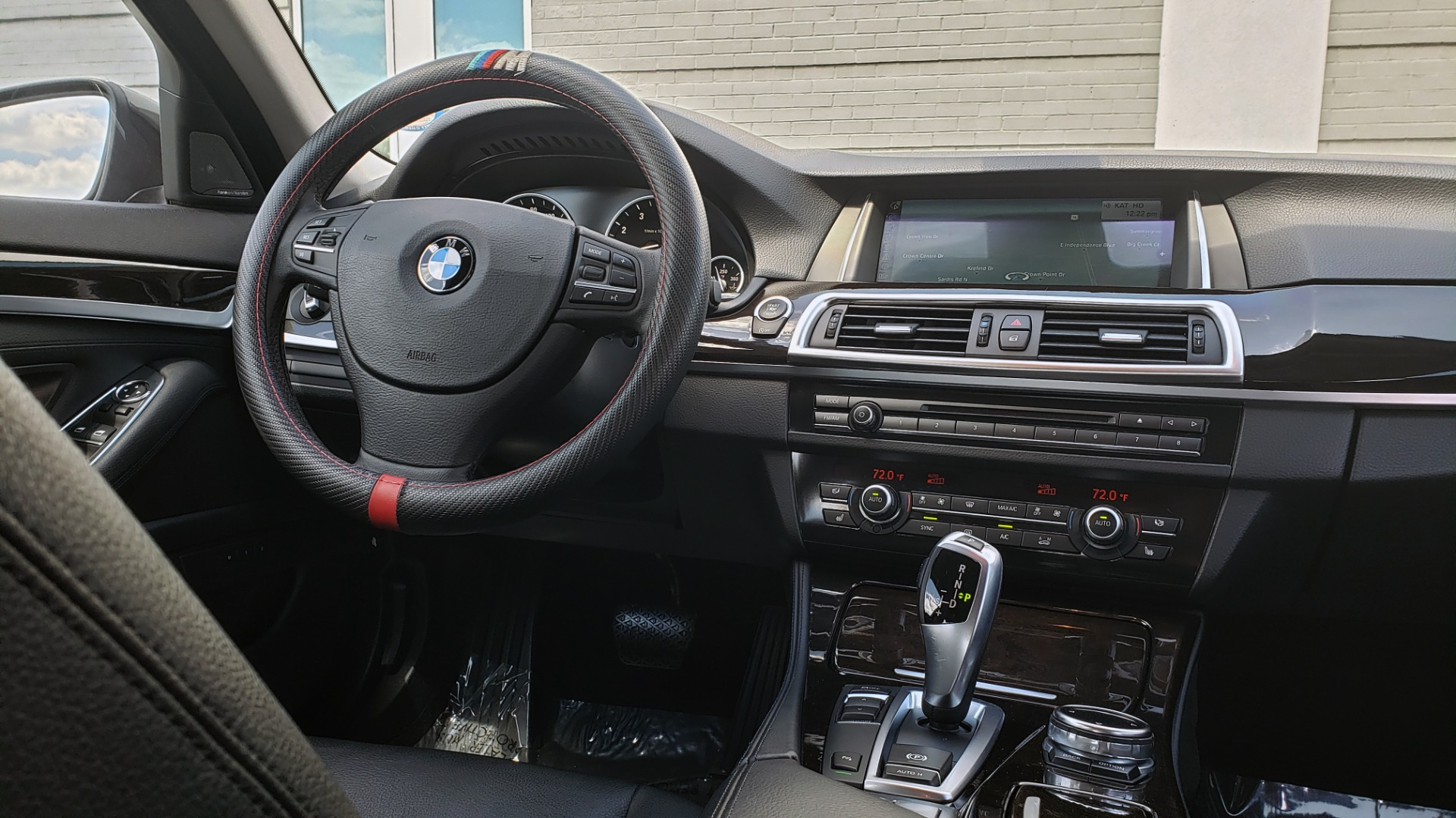 Used 2014 BMW 5 SERIES 535I PREMIUM / HUD / NAV / HTD STS / SUNROOF / REARVIEW for sale Sold at Formula Imports in Charlotte NC 28227 79
