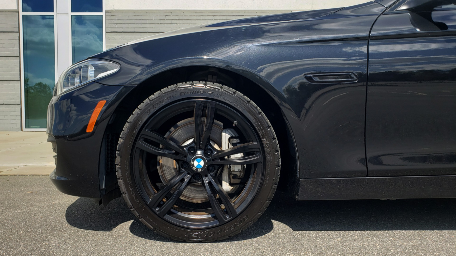 Used 2014 BMW 5 SERIES 535I PREMIUM / HUD / NAV / HTD STS / SUNROOF / REARVIEW for sale $18,995 at Formula Imports in Charlotte NC 28227 80