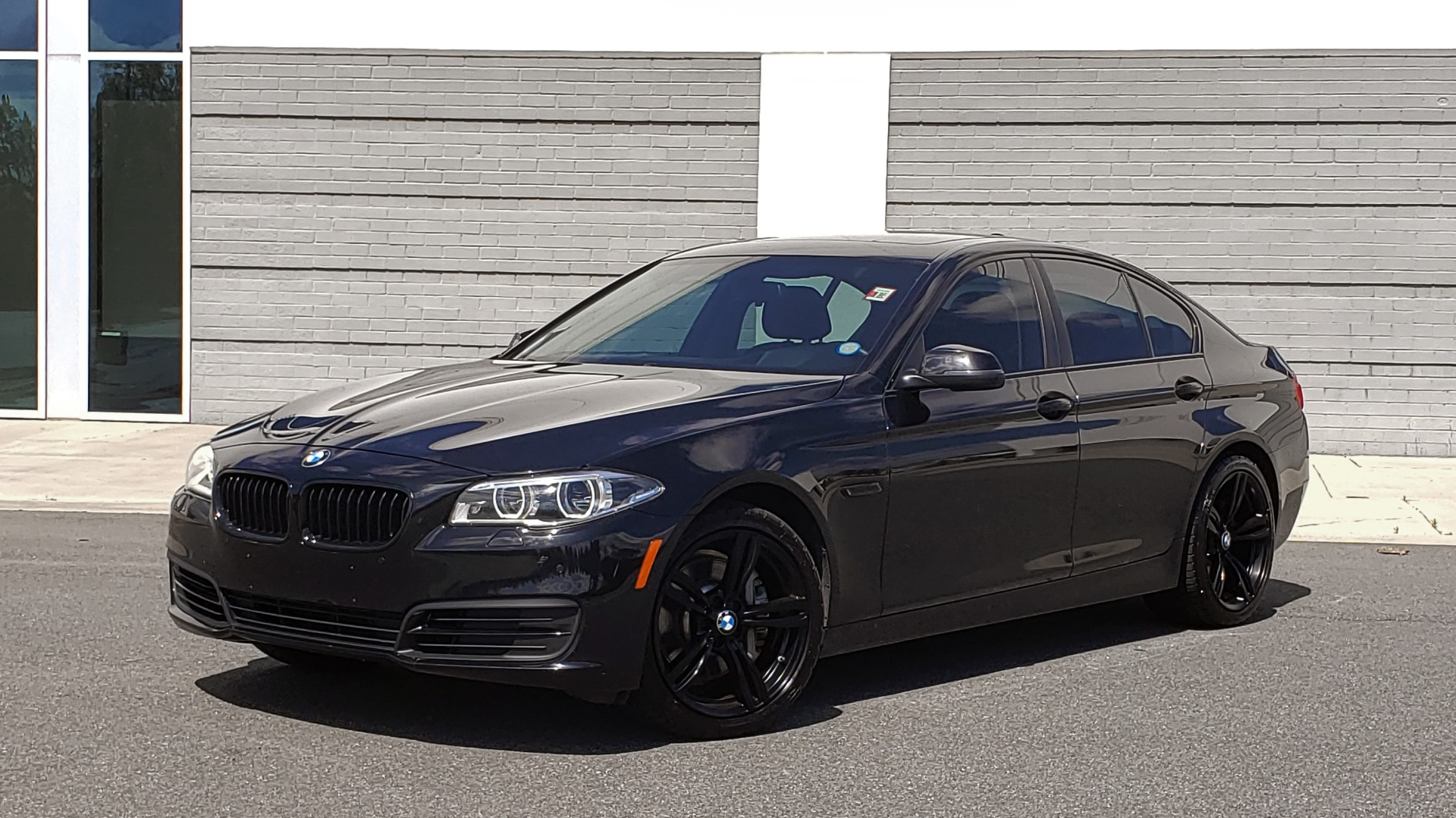 Used 2014 BMW 5 SERIES 535I PREMIUM / HUD / NAV / HTD STS / SUNROOF / REARVIEW for sale $18,995 at Formula Imports in Charlotte NC 28227 1