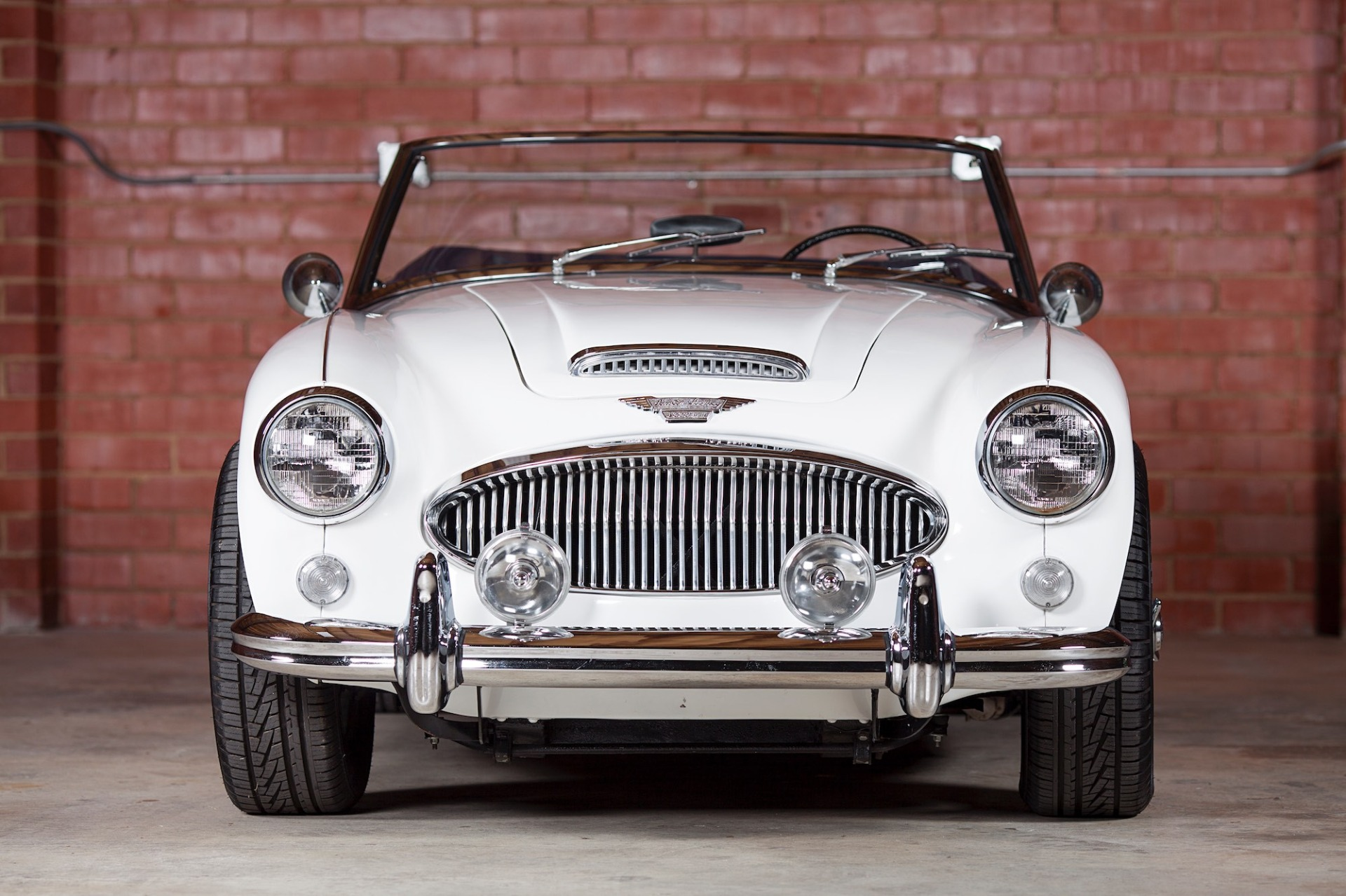 Used 1967 Austin Healey 3000 BJ8 Mk III CONVERTIBLE / 2.9L IN-LINE 6 / 4-SPEED MANUAL / FULLY RESTORED for sale Call for price at Formula Imports in Charlotte NC 28227 2