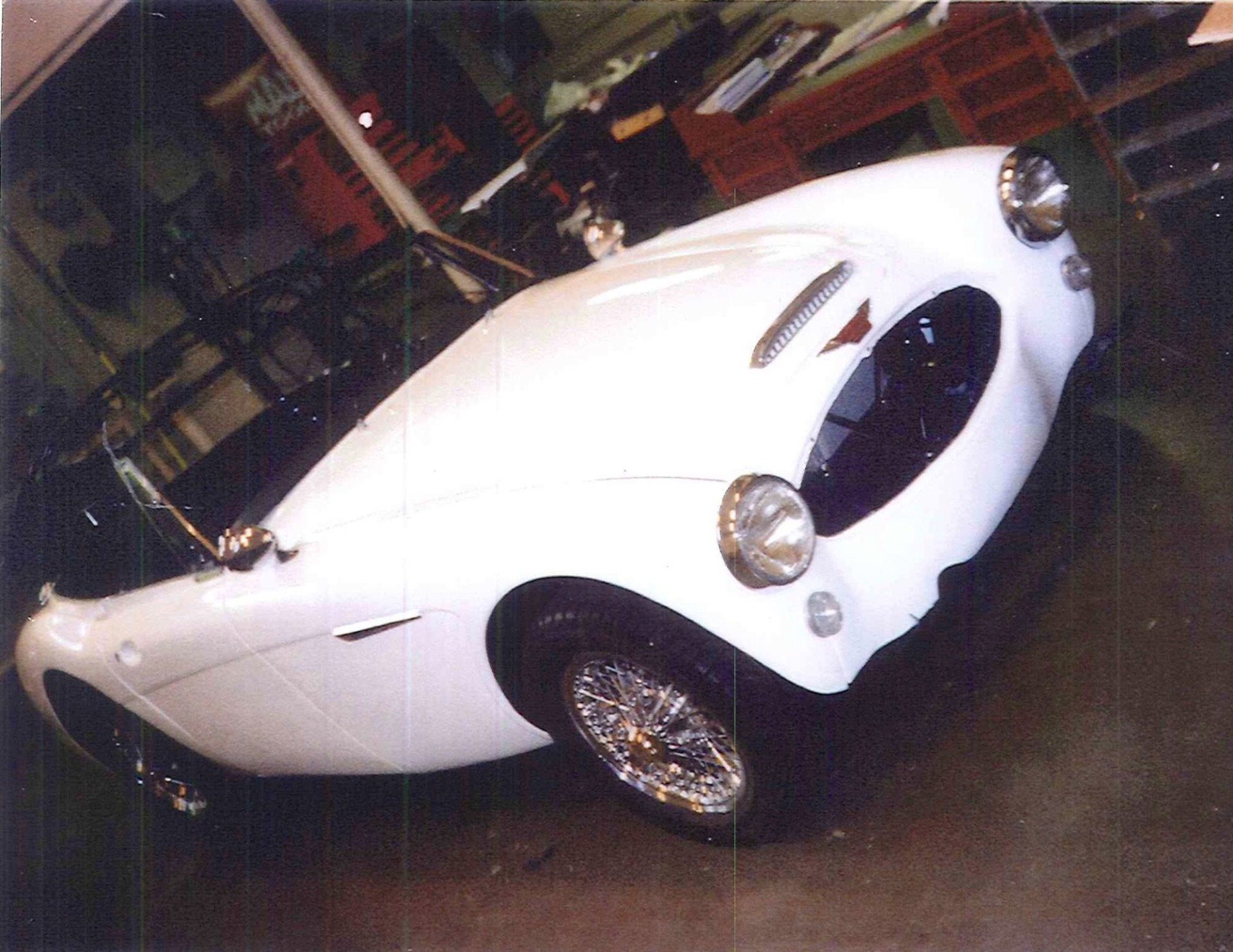 Used 1967 Austin Healey 3000 BJ8 Mk III CONVERTIBLE / 2.9L IN-LINE 6 / 4-SPEED MANUAL / FULLY RESTORED for sale Call for price at Formula Imports in Charlotte NC 28227 42