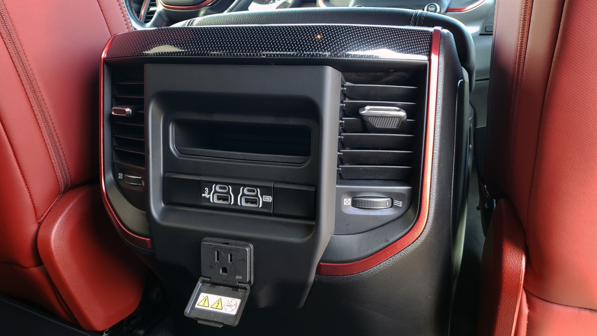 Used 2019 Ram 1500 REBEL CREWCAB 4X4 / 5.7L V8 HEMI / 8-SPD AUTO / REARVIEW for sale Sold at Formula Imports in Charlotte NC 28227 82