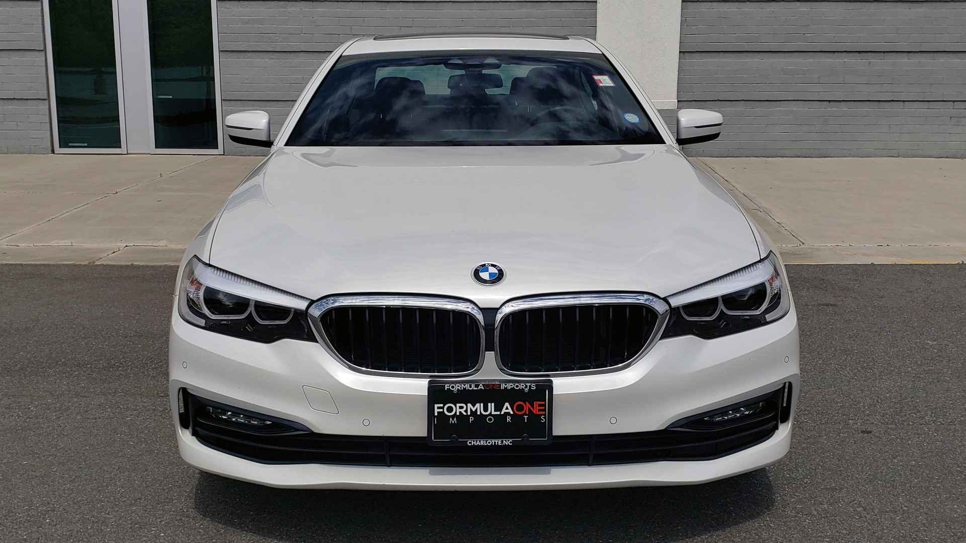 Used 2018 BMW 5 SERIES 530I XDRIVE PREMIUM / NAV / DRVR ASST / PARK ASST / H/K SND for sale $32,795 at Formula Imports in Charlotte NC 28227 20