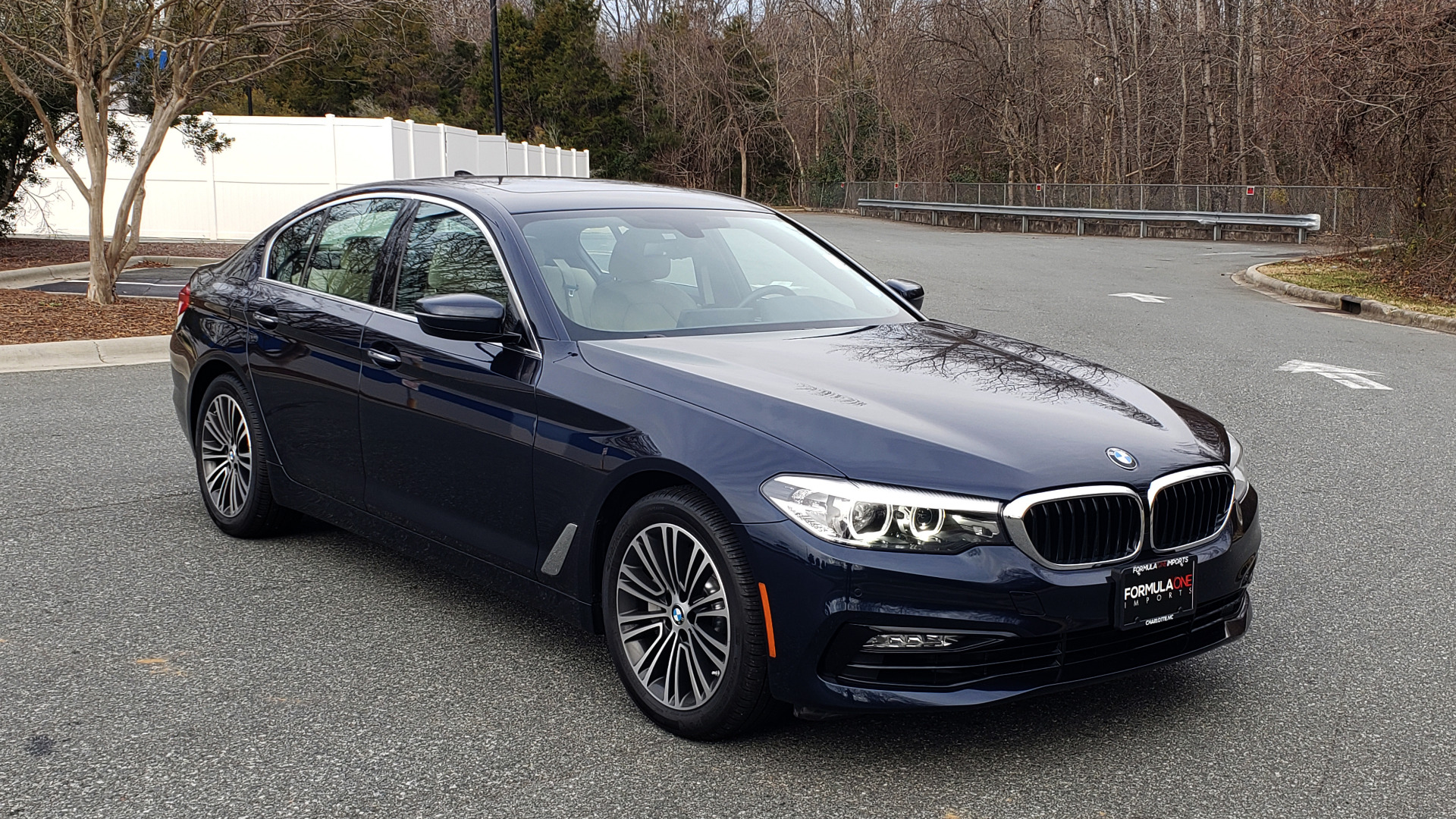 Used 2017 BMW 5 SERIES 530i XDRIVE / SPORTLINE / NAV / SNRF / HTD STS / REARVIEW for sale Sold at Formula Imports in Charlotte NC 28227 12