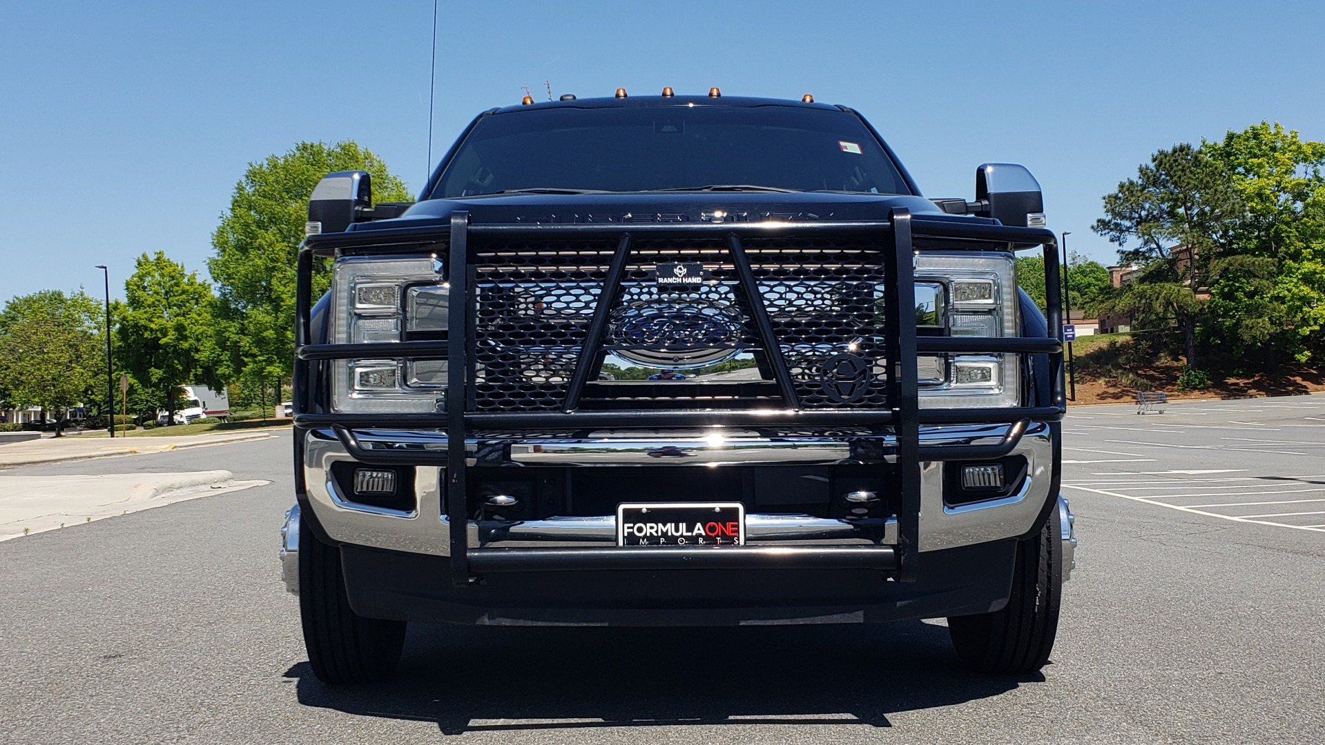 Used 2017 Ford SUPER DUTY F-450 DRW KING RANCH 4X4 / 176IN WB / 6.7L POWER-STROKE / LOADED for sale Sold at Formula Imports in Charlotte NC 28227 26