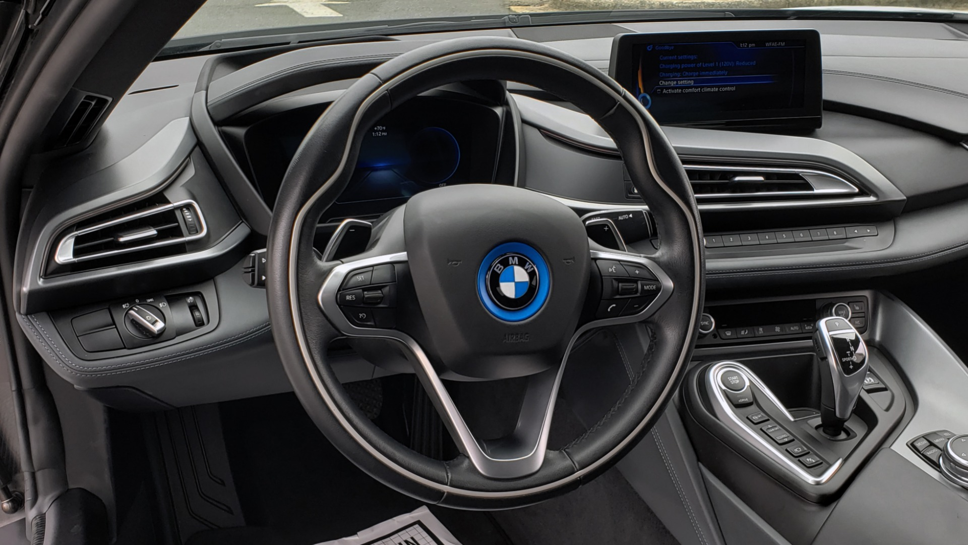 Used 2016 BMW i8 COUPE / GIGA WORLD / NAV / HUD / 20IN WHEELS / REARVIEW for sale Sold at Formula Imports in Charlotte NC 28227 30