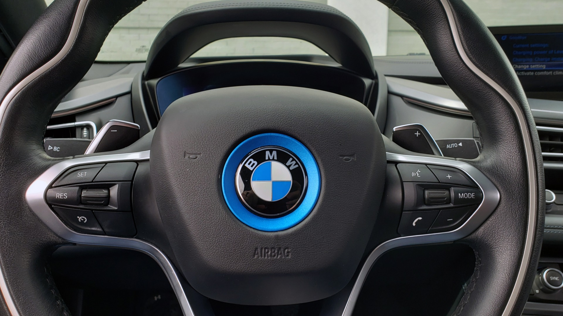 Used 2016 BMW i8 COUPE / GIGA WORLD / NAV / HUD / 20IN WHEELS / REARVIEW for sale Sold at Formula Imports in Charlotte NC 28227 42